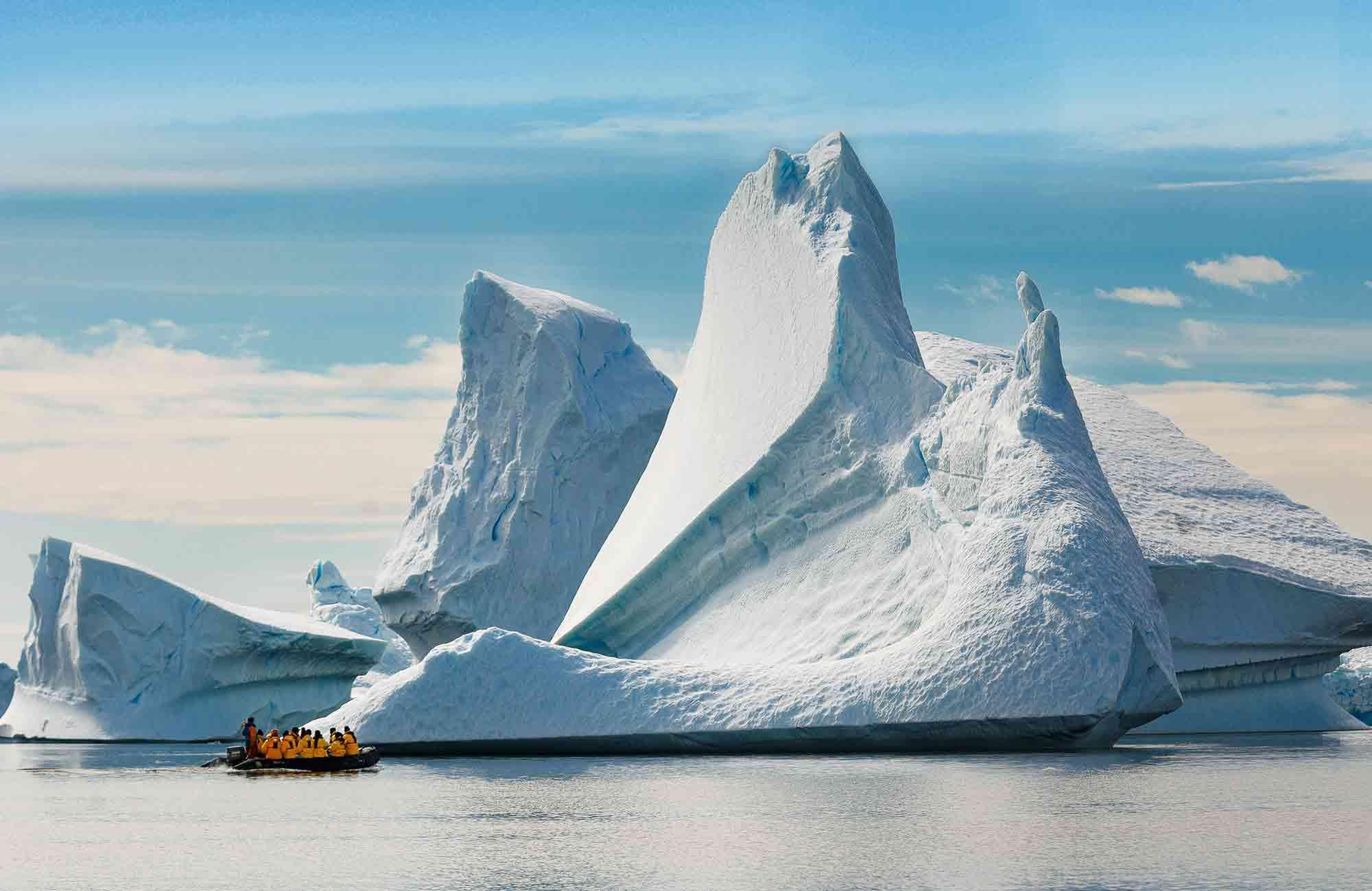 Croisière Pôle Nord - Iceberg - Amplitudes