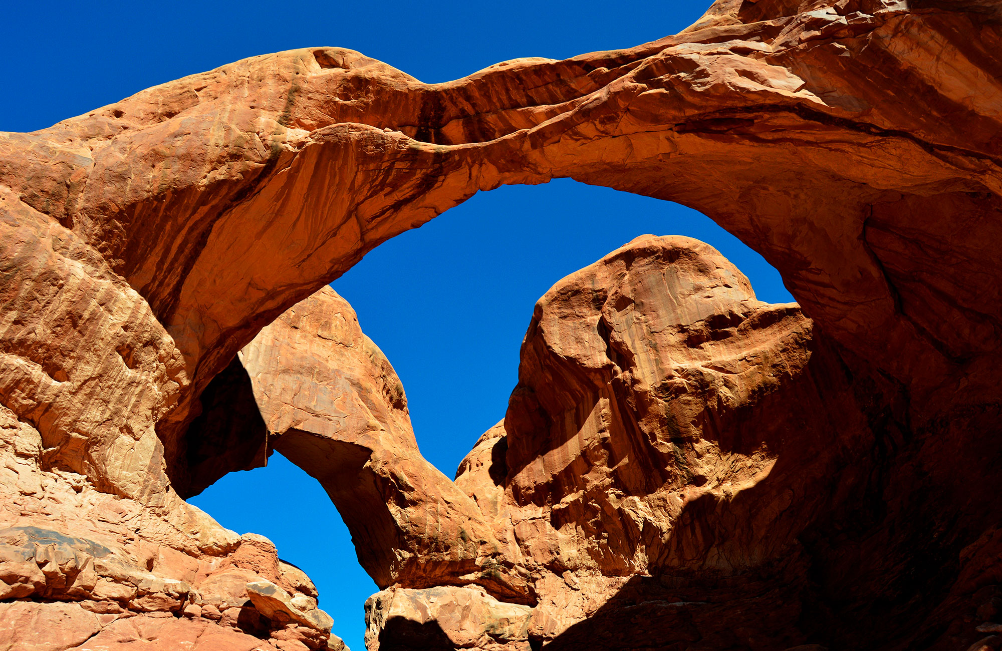 Arches National Park soleil - Ampitudes