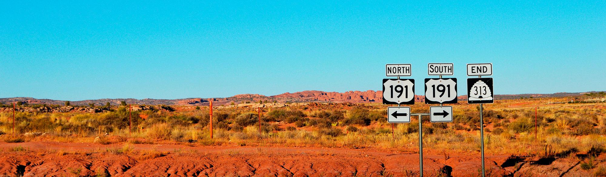 Moab Highway - Amplitudes