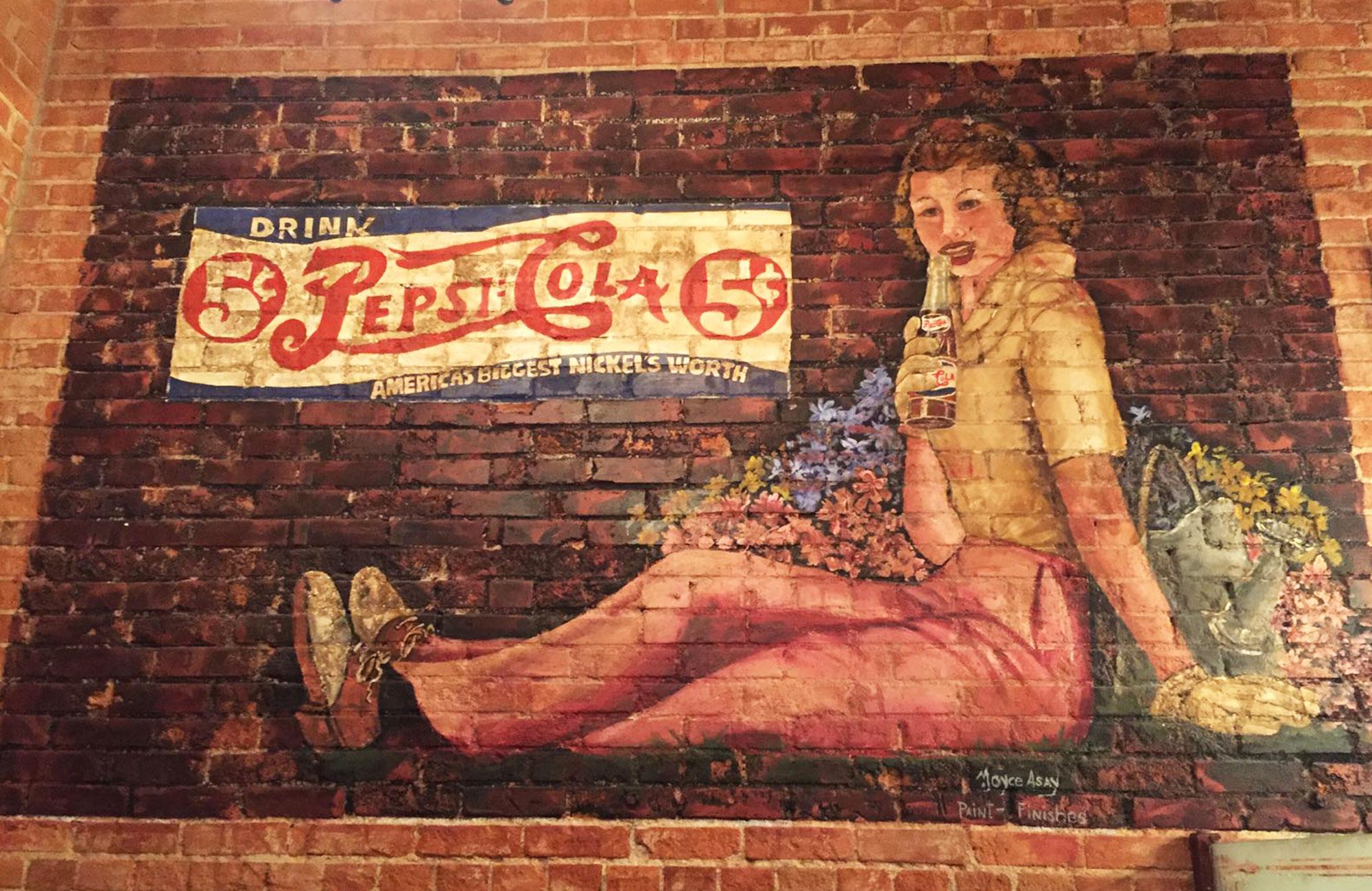 Publicité coca-cola wonder bar