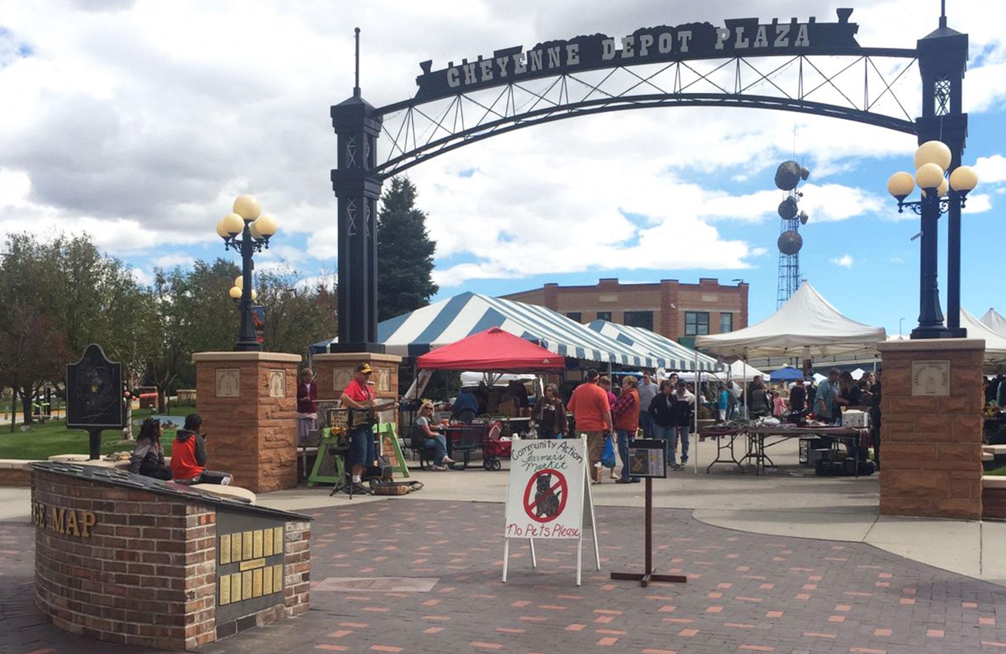Farmer's market - Cheyenne