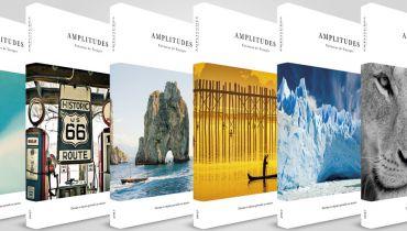 Brochure agence de voyage - Amplitudes