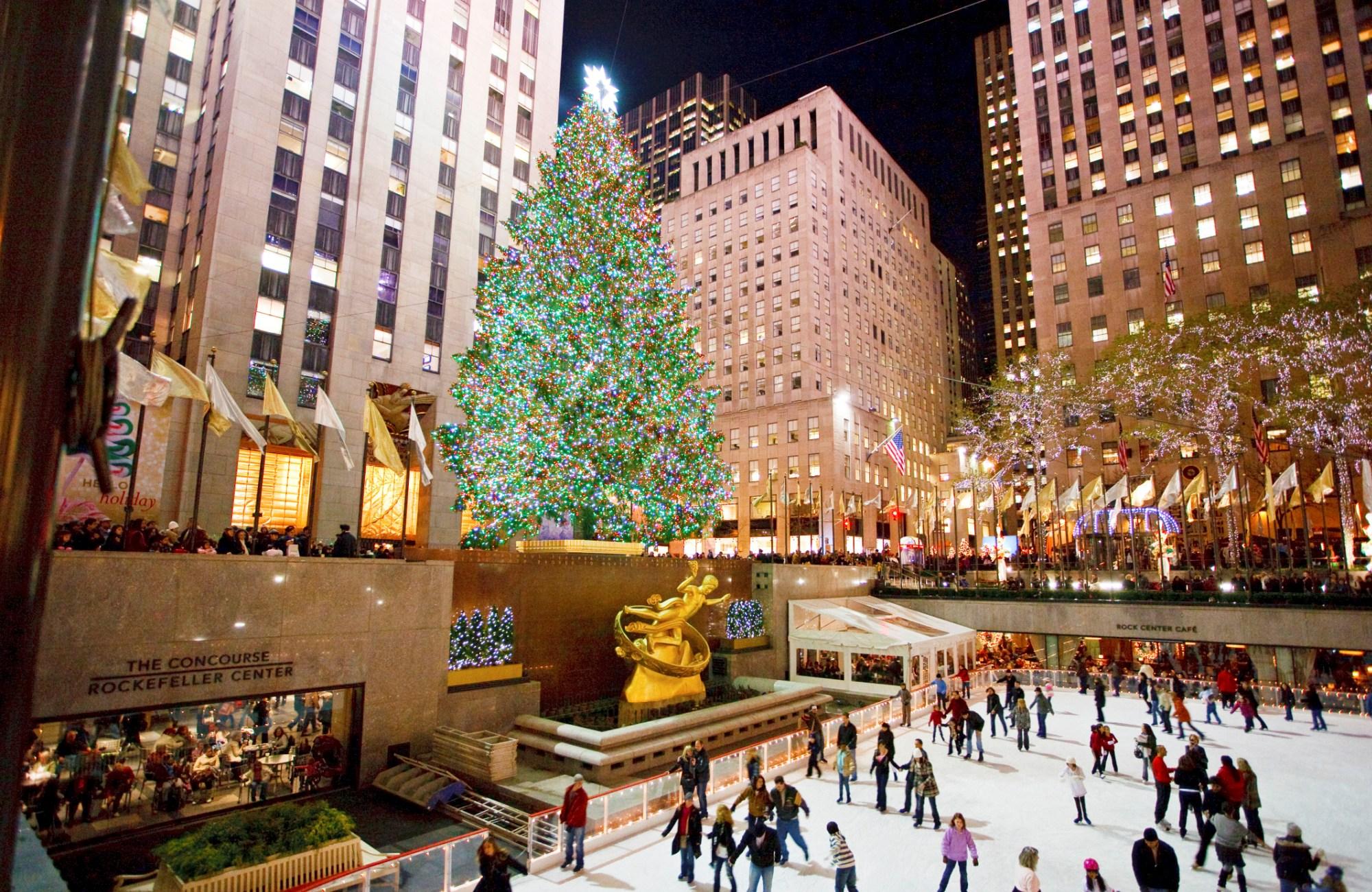 Noël Rockefeller Center