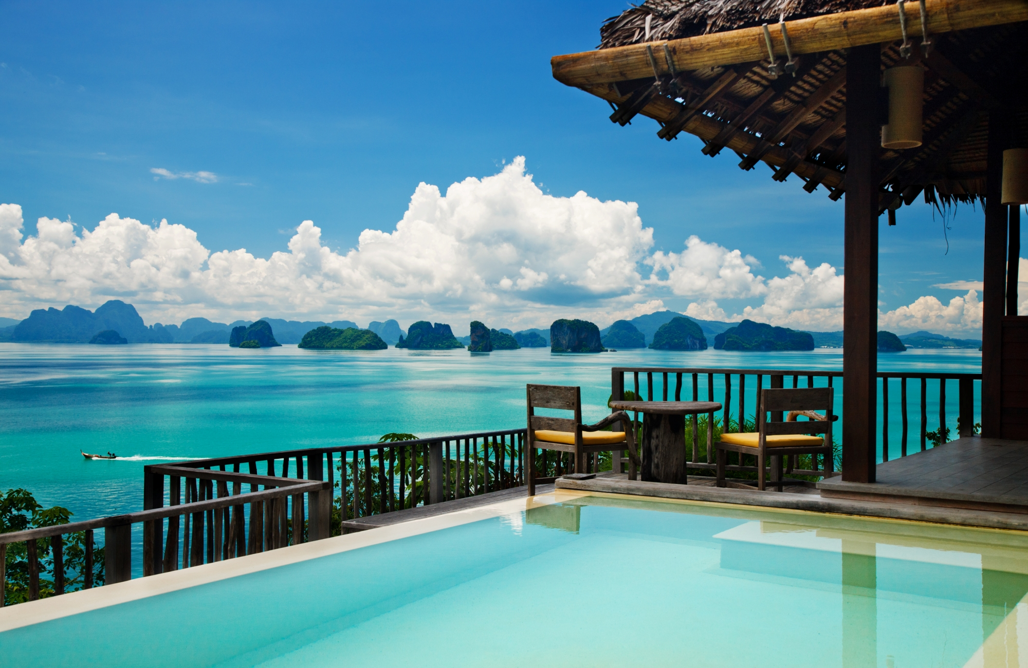 Hôtel-six-senses-yao-noi-Thaïlande - Amplitudes
