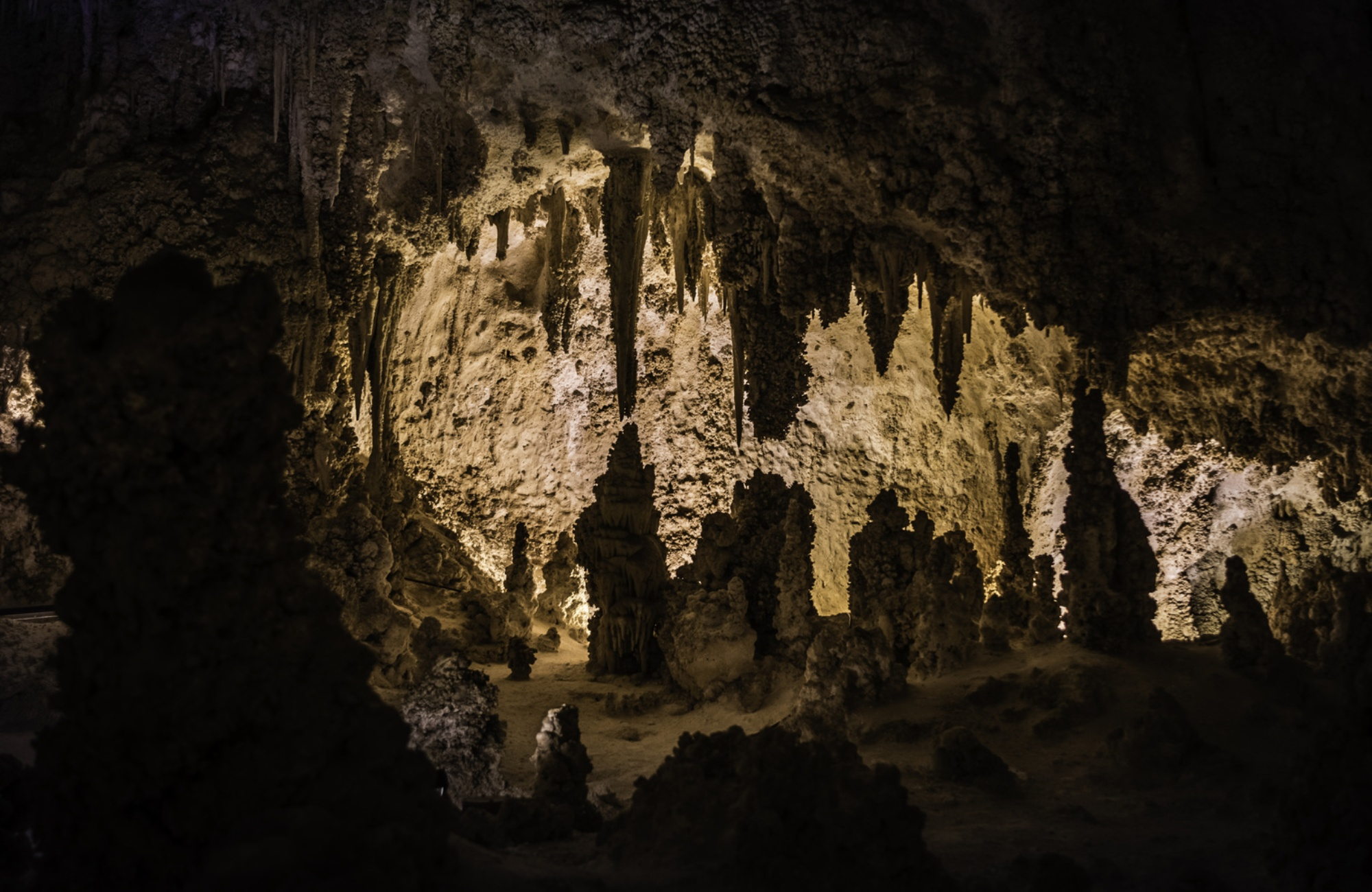 Circuit Nouveau-Mexique - Les grottes de Carlsbad - Amplitudes