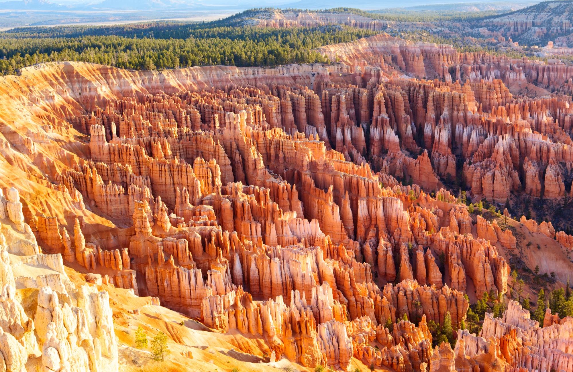 Voyage Utah - Bryce Canyon - Amplitudes