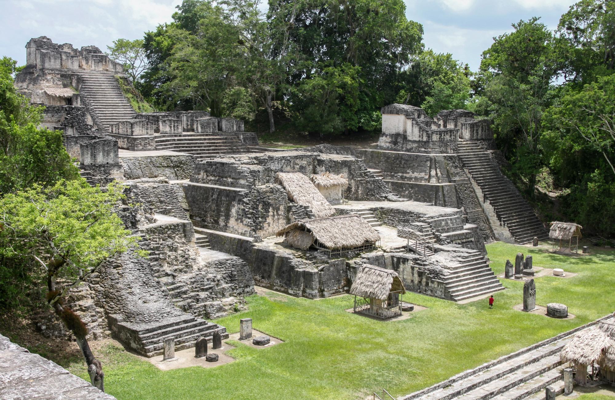 Voyage Guatemala - Tikal - Amplitudes