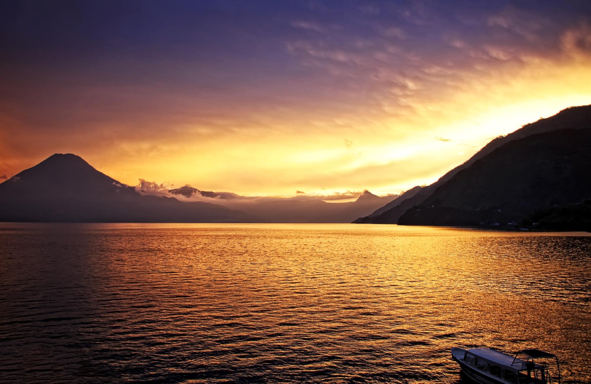 Voyage Guatemala - Lac Atitlan - Amplitudes