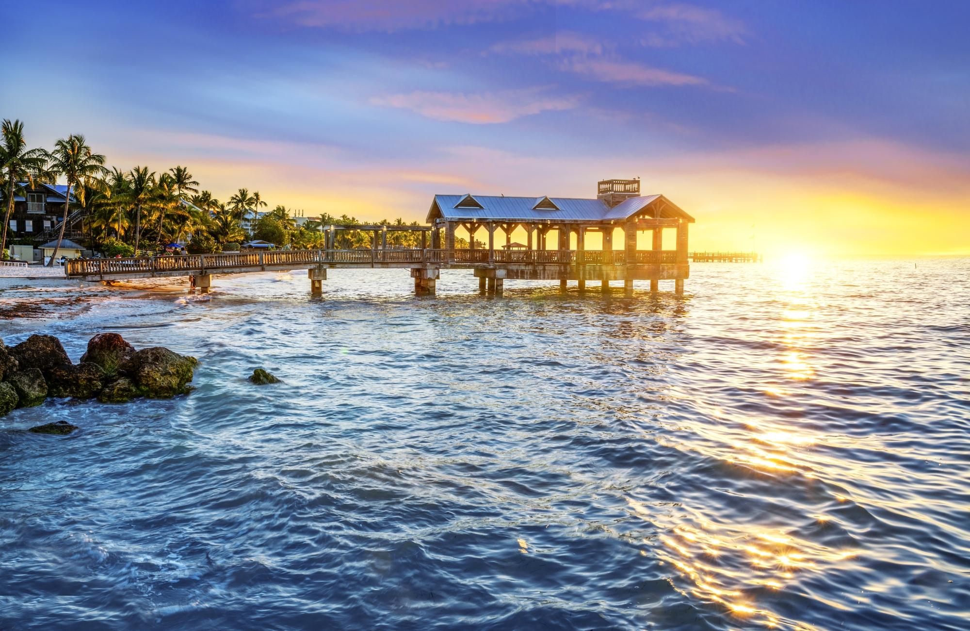 Voyage Floride - Pier Key West - Amplitudes