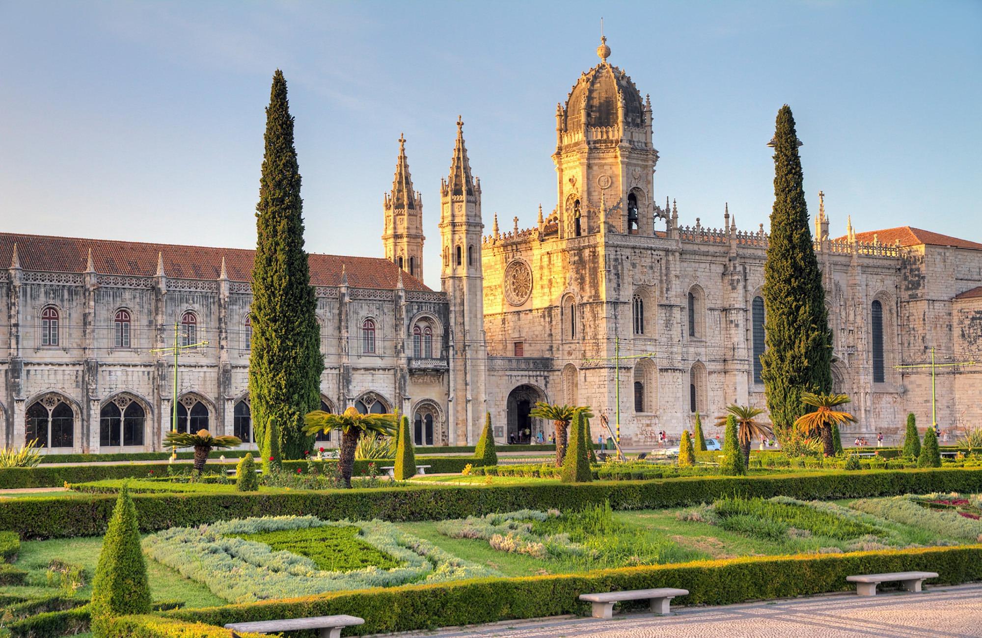 Week-end Lisbonne - Monastère des Hiéronymites - Amplitudes