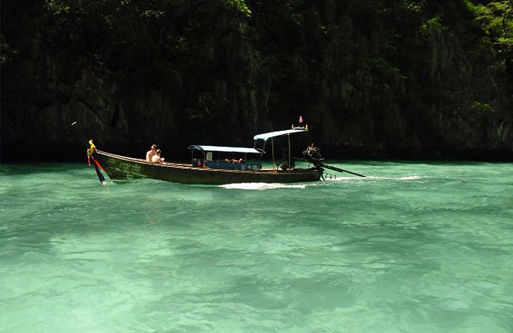 Voyage Thaïlande - Koh Phi Phi - Amplitudes