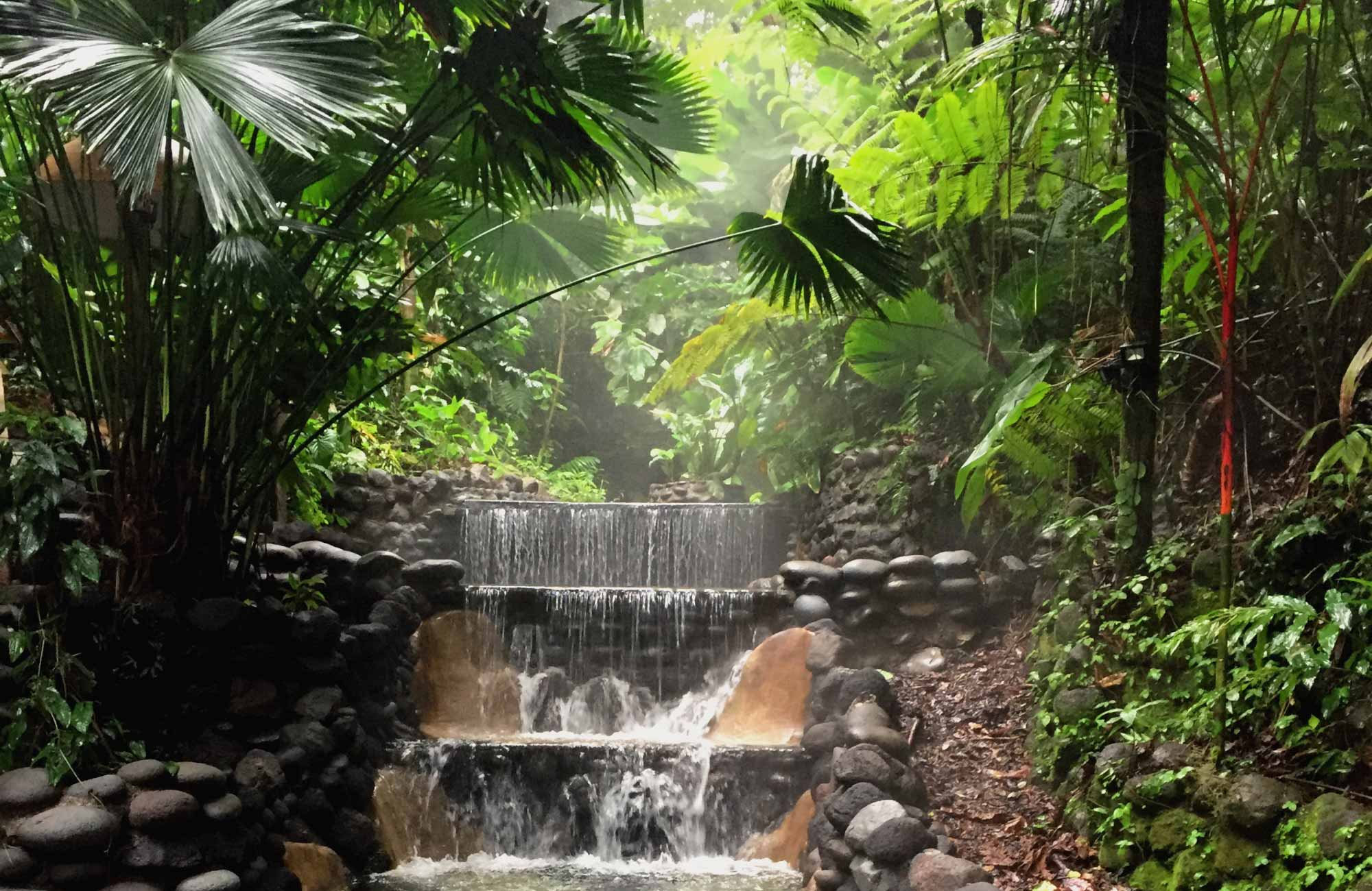Voyage Costa Rica - Source Arenal - Amplitudes