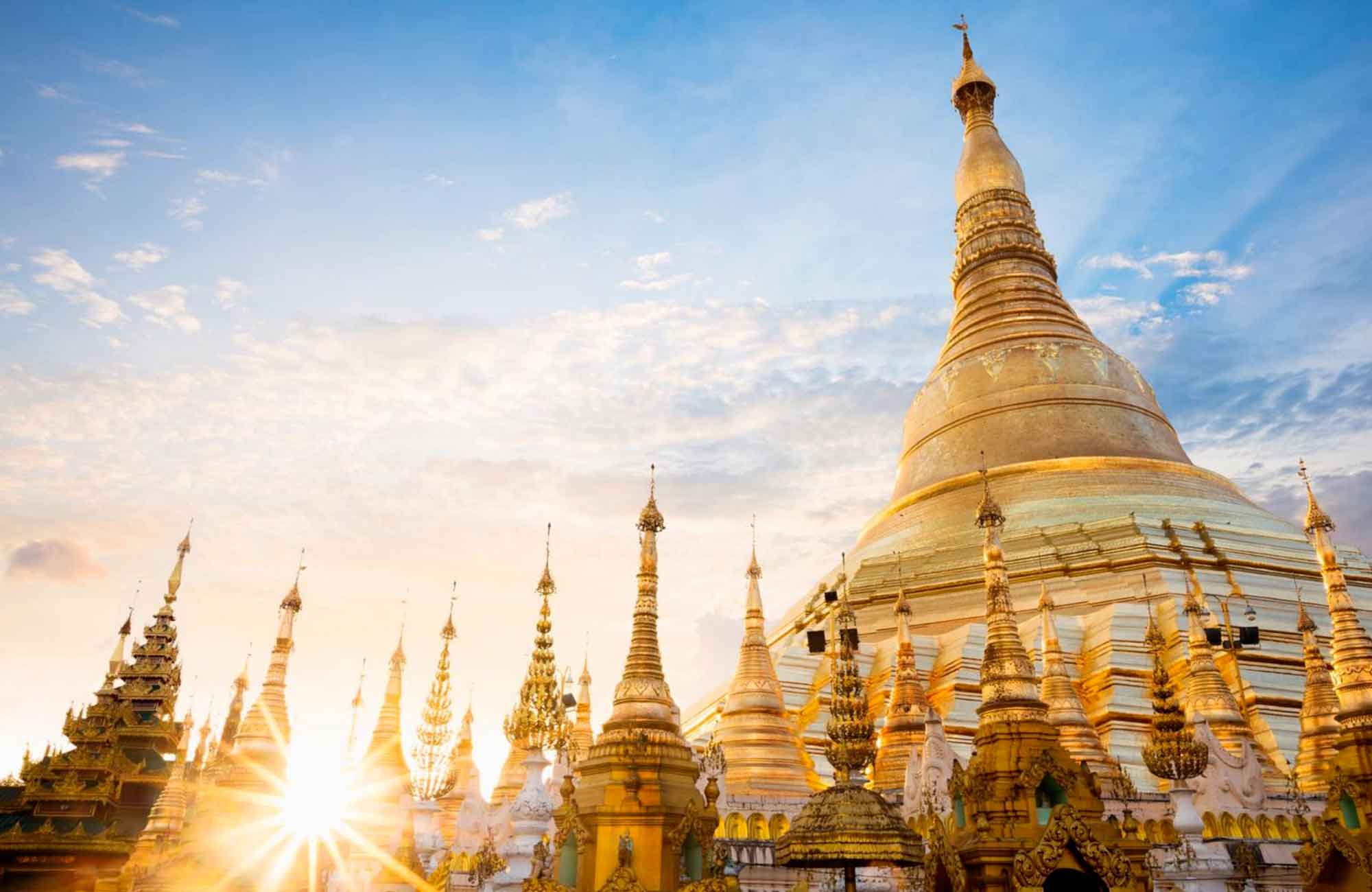 Voyage Birmanie-Myanmar - Pagode pagode shwedagon Yangon - Amplitudes