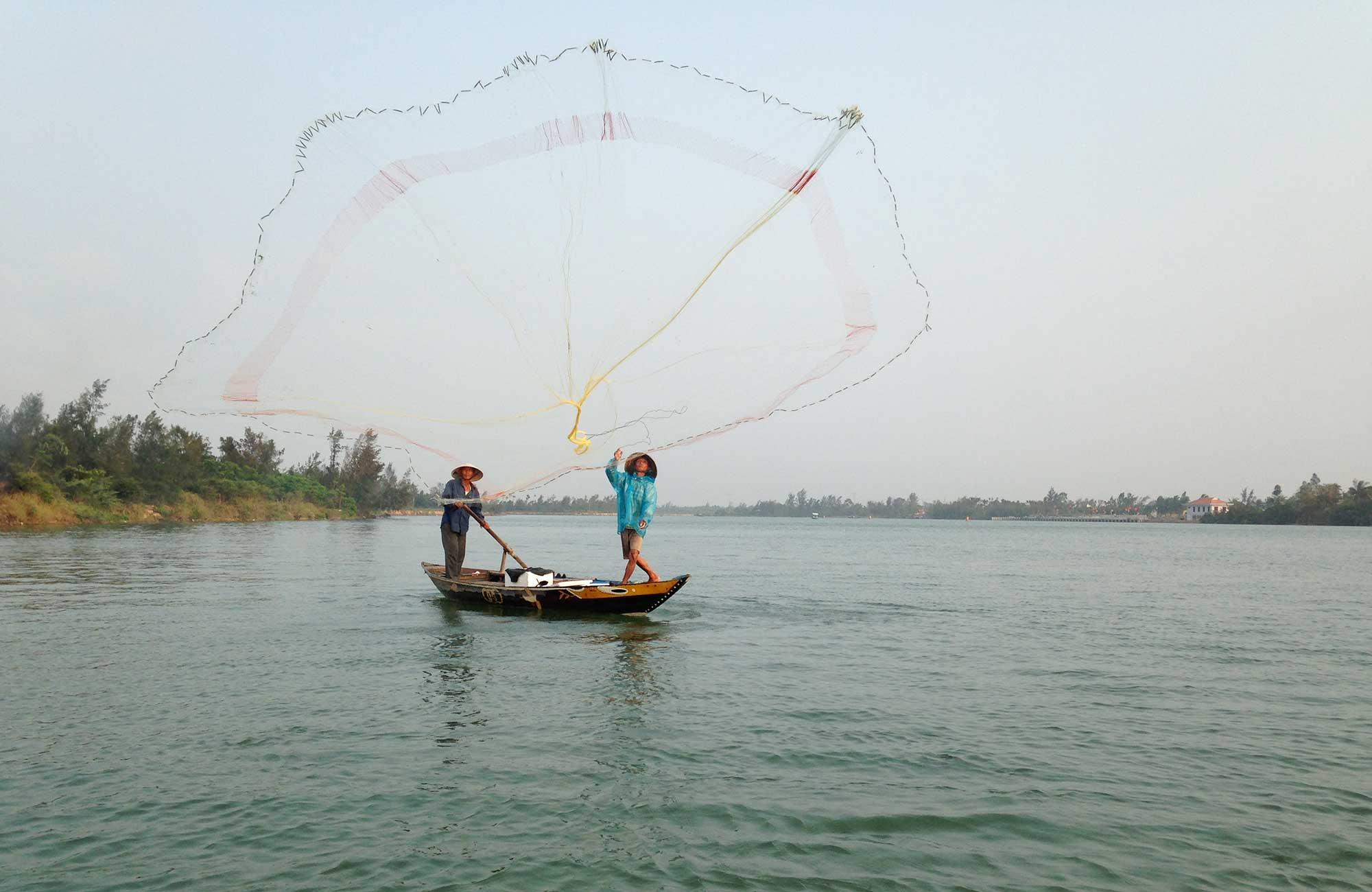 Voyage Vietnam - Pêcheurs - Amplitudes