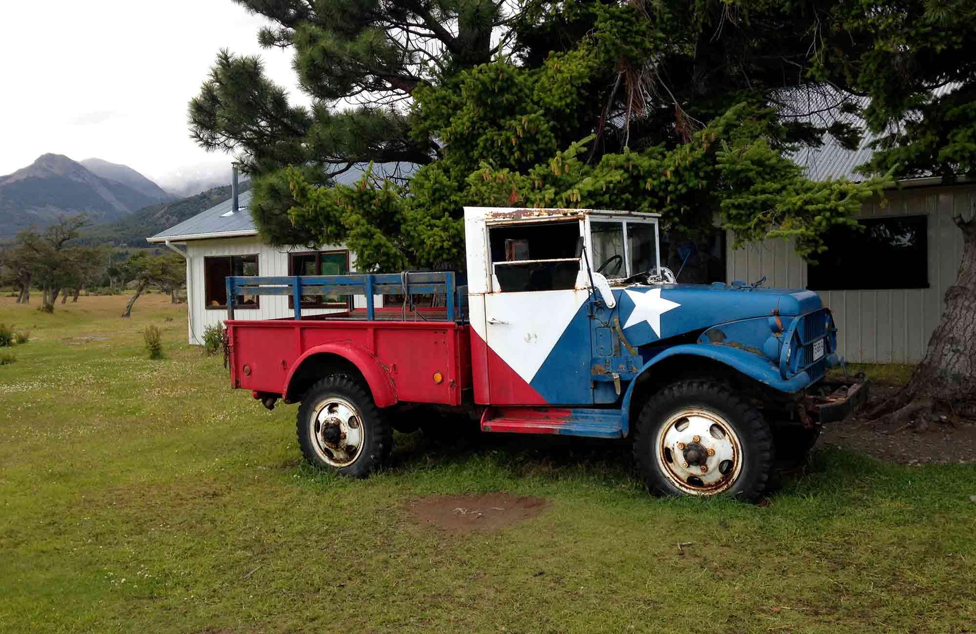 Voyage Chili - Truck Patagonie - Amplitudes