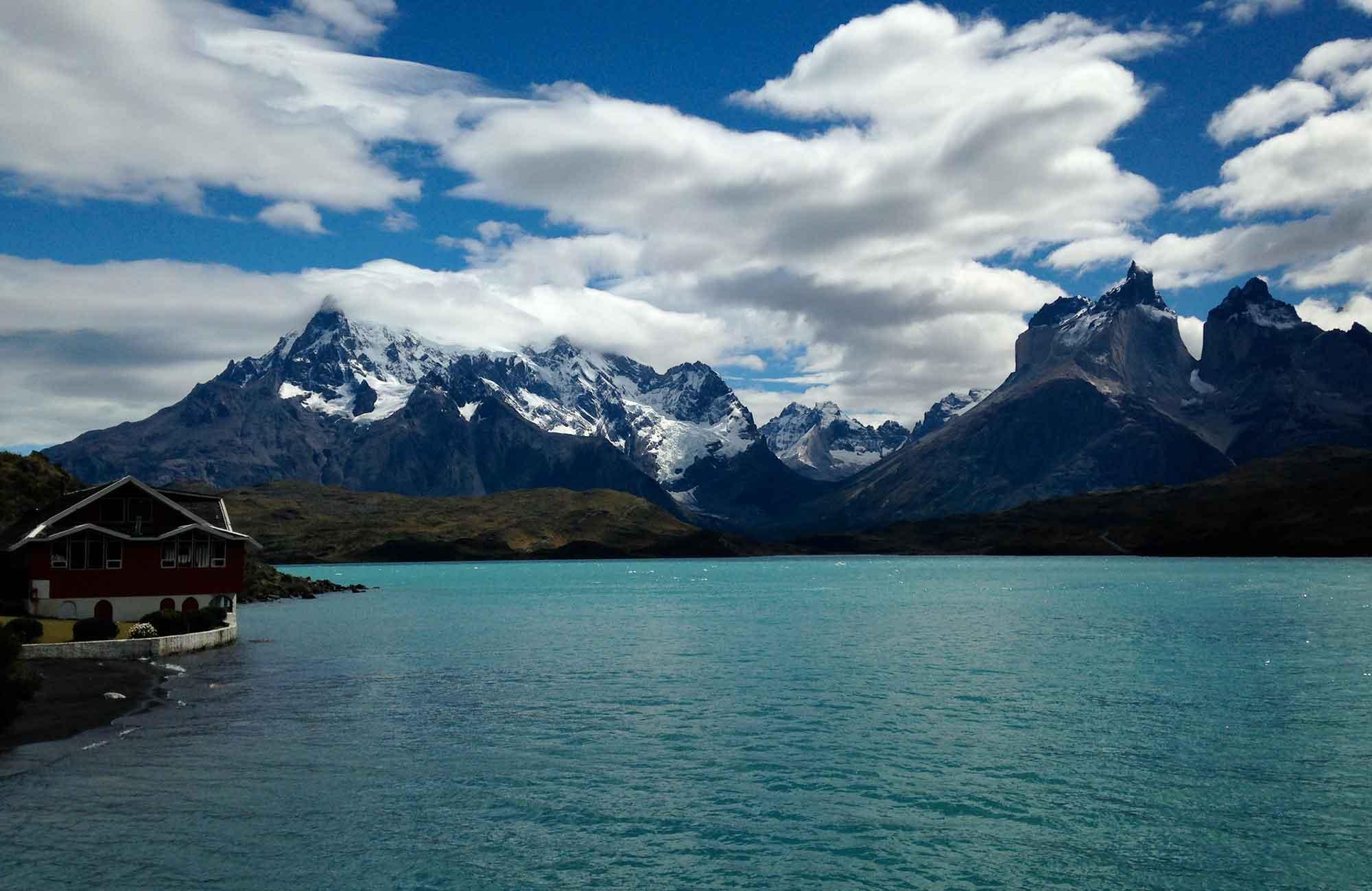 Voyage Chili - Lac Parc Torres del Paine Patagonie - Amplitudes