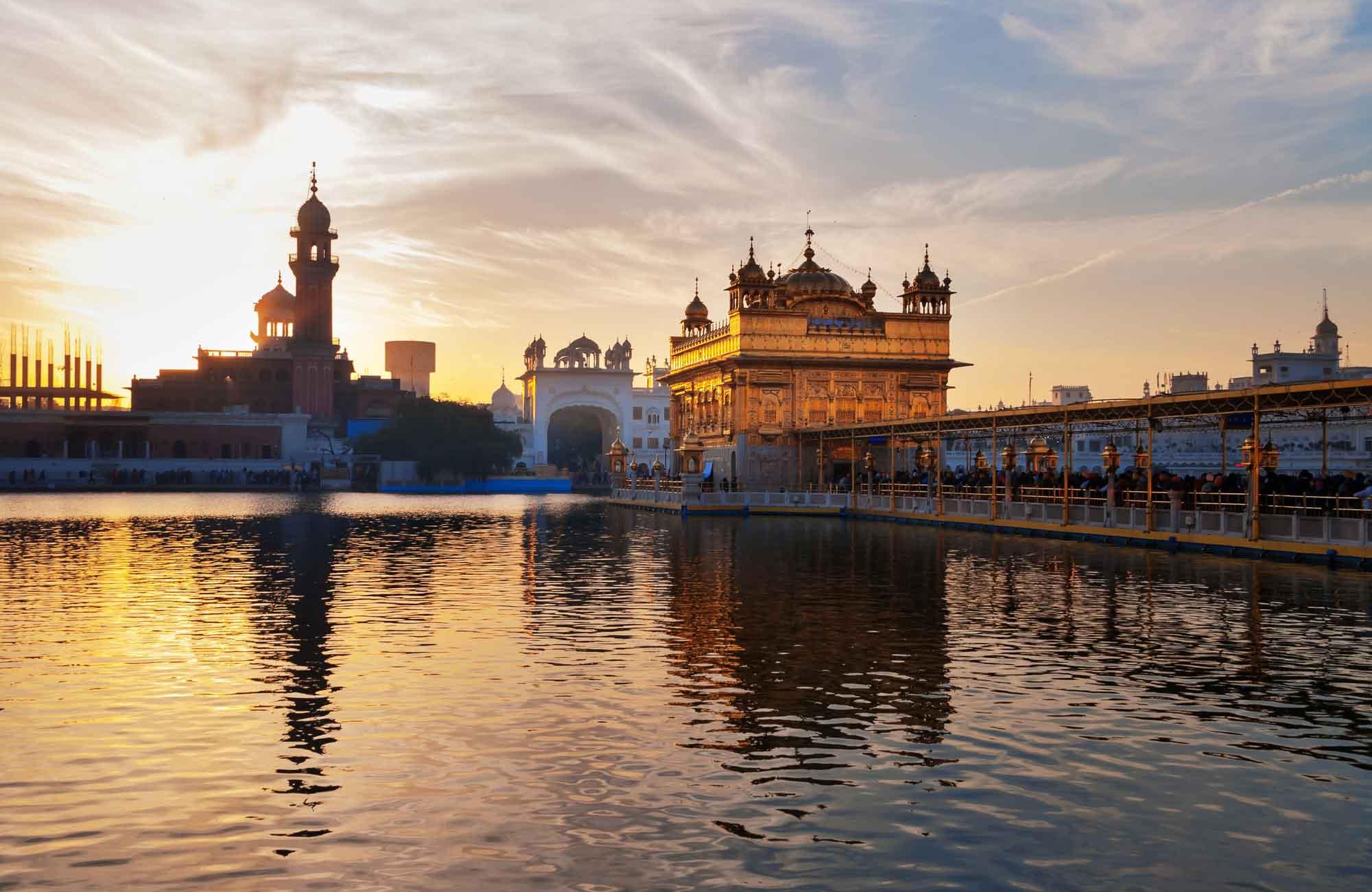 Voyage Inde - Temple d'Or Amritsar - Amplitudes
