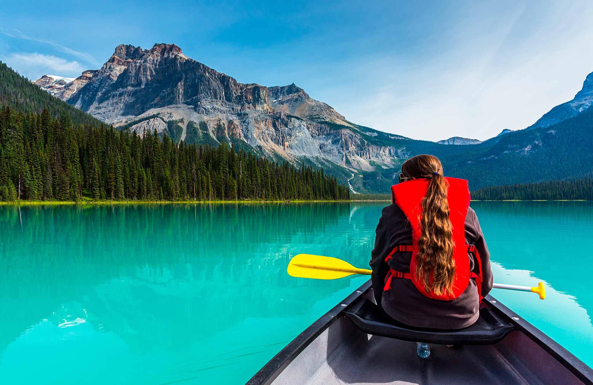 Voyage Canada - Parc National Yoho - Amplitudes