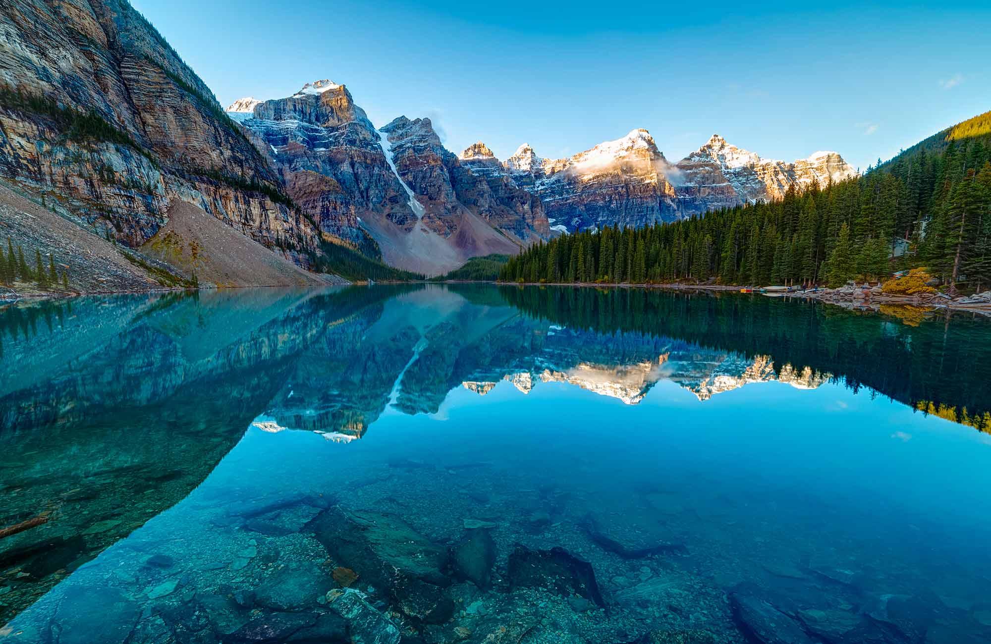 Voyage Canada - Parc National de Banff - Amplitudes