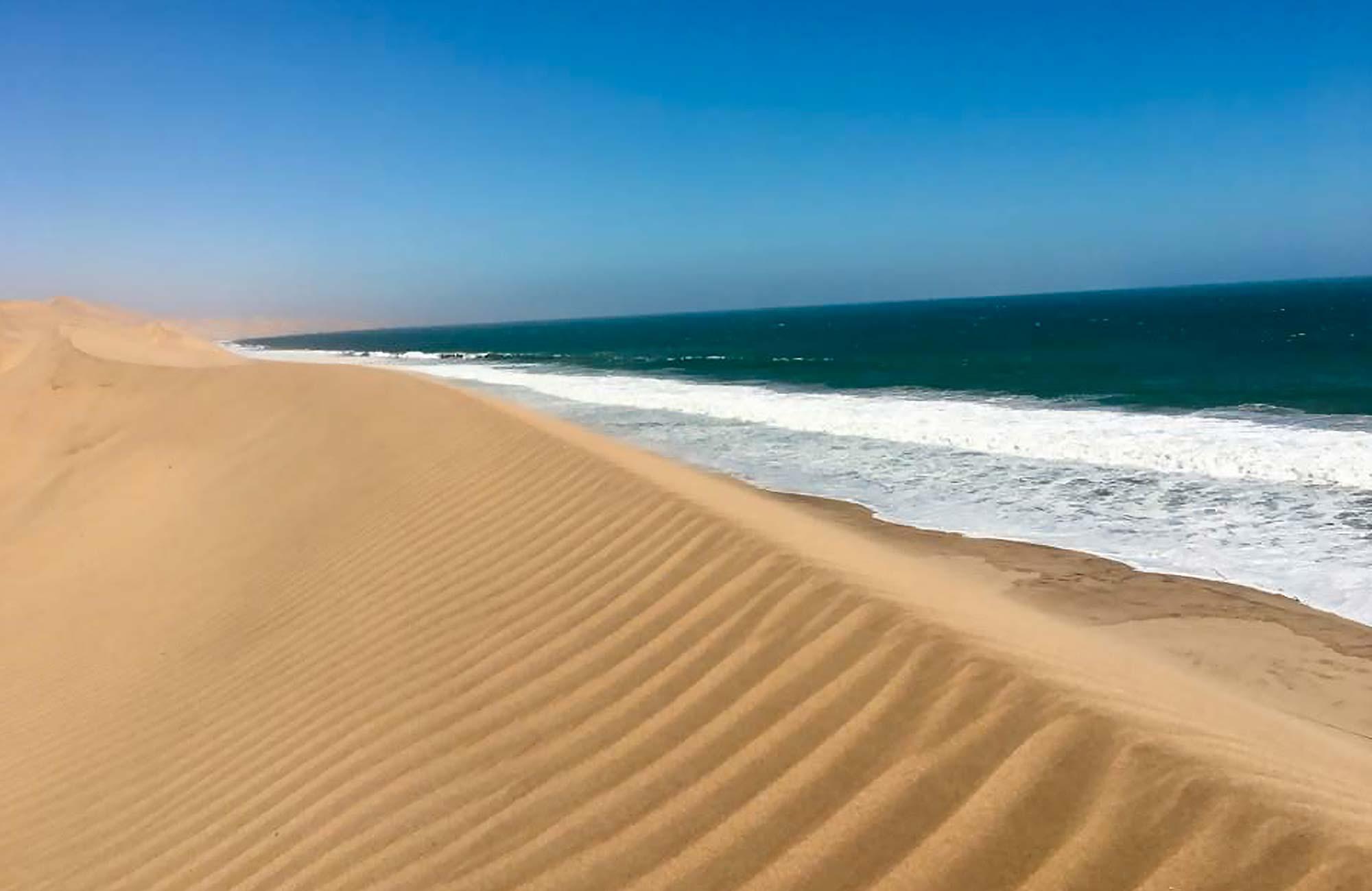 Voyage Namibie - Dunes de Sandwich Harbour - Amplitudes