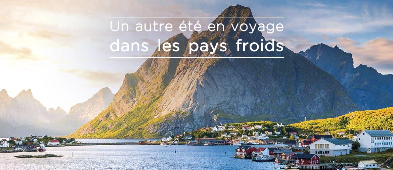 Voyage Norvège - Fjord Soleil de Minuit - Amplitudes
