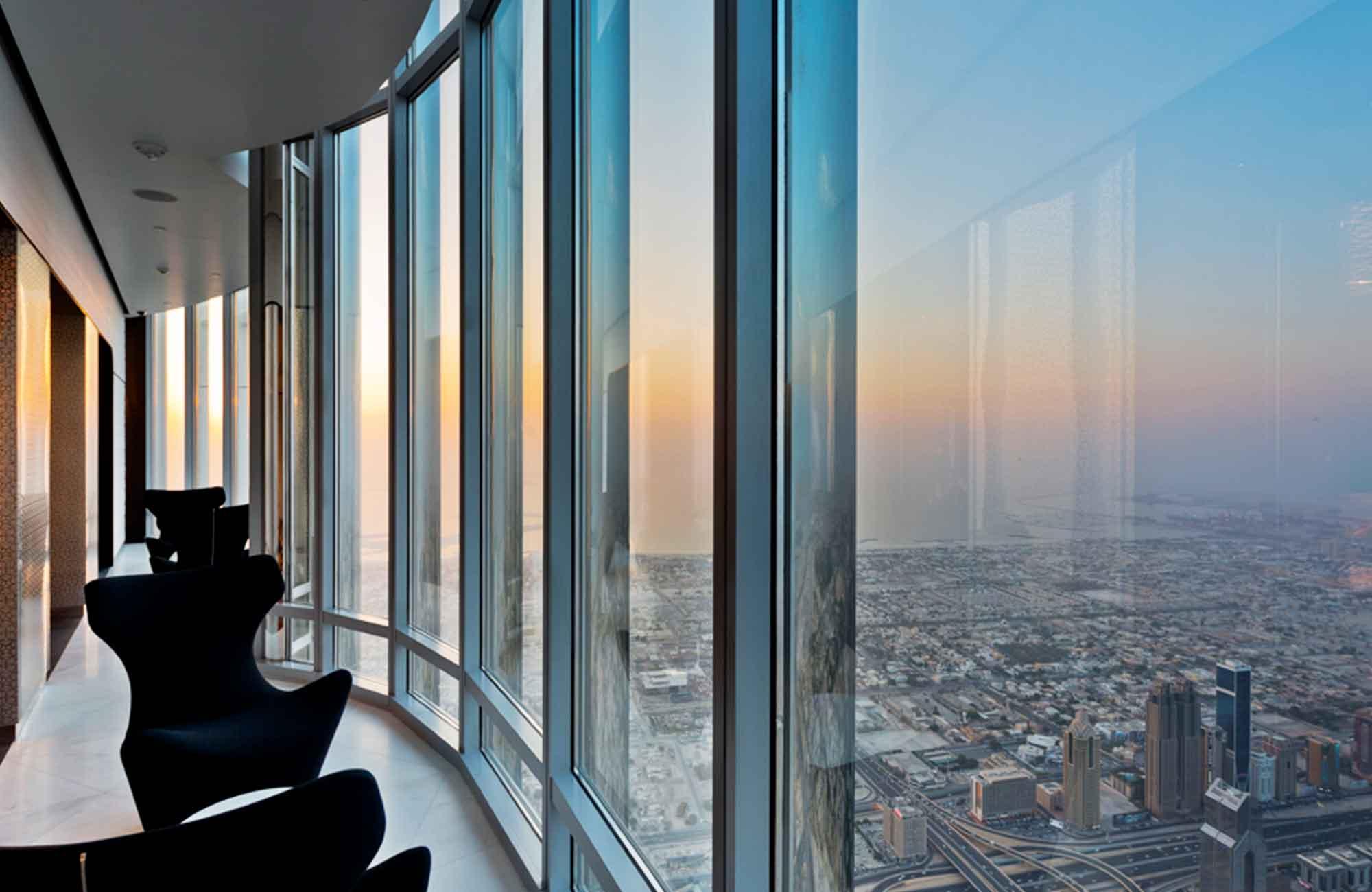 Voyage Emirats Arabes Unis - Burj Khalifa Dubaï - Amplitudes