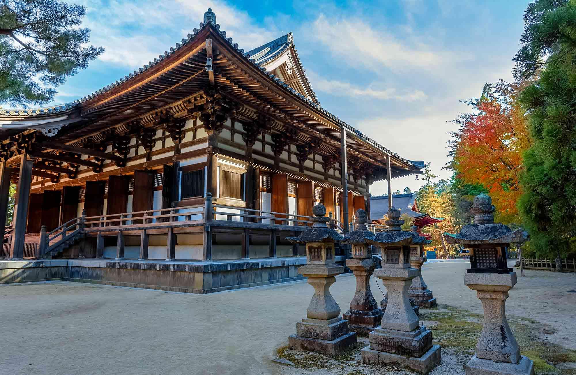 Voyage Japon - Monastère Mont Koya - Amplitudes