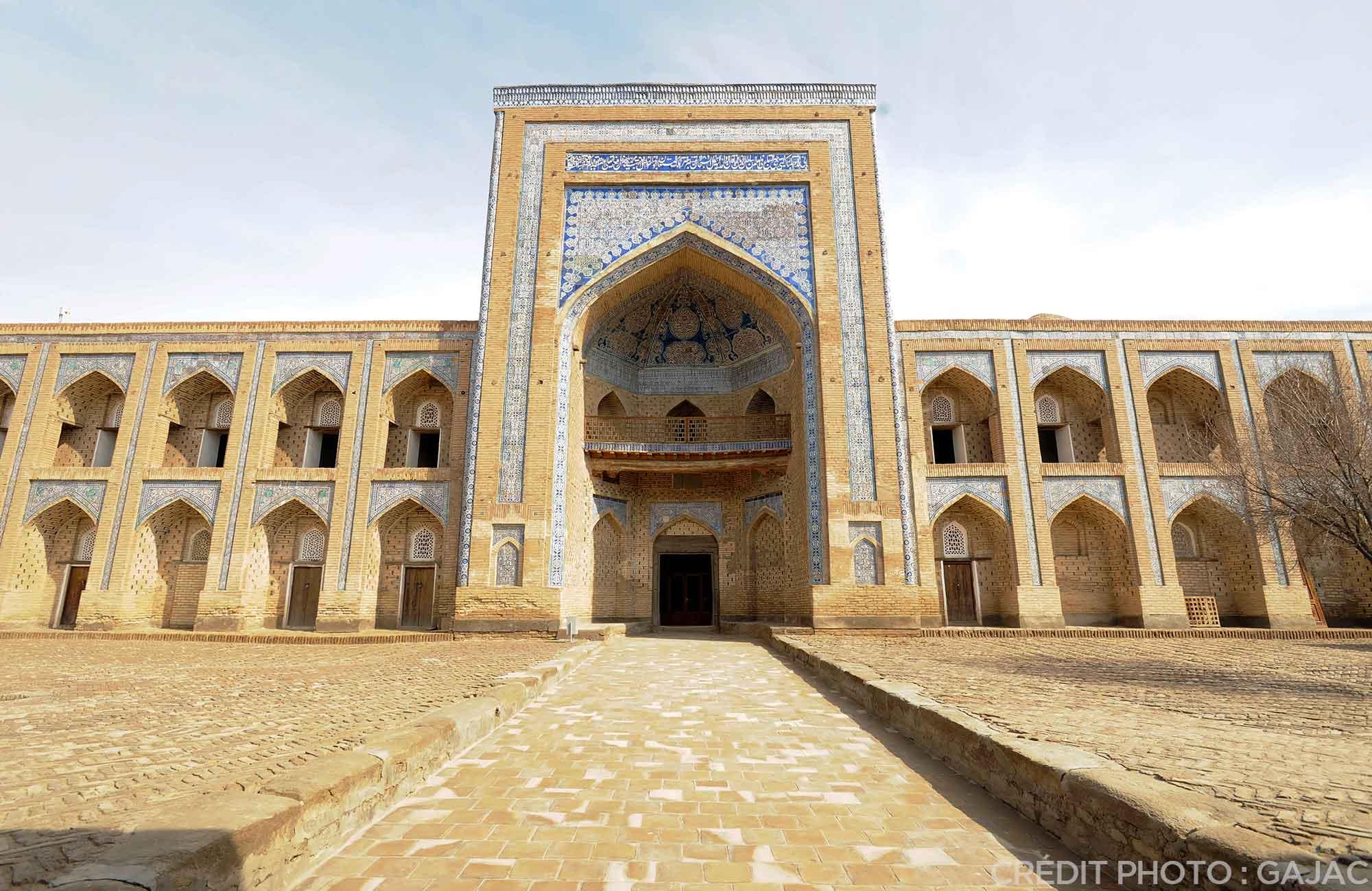 Voyage Ouzbékistan Route de la Soie - Khiva - Amplitudes