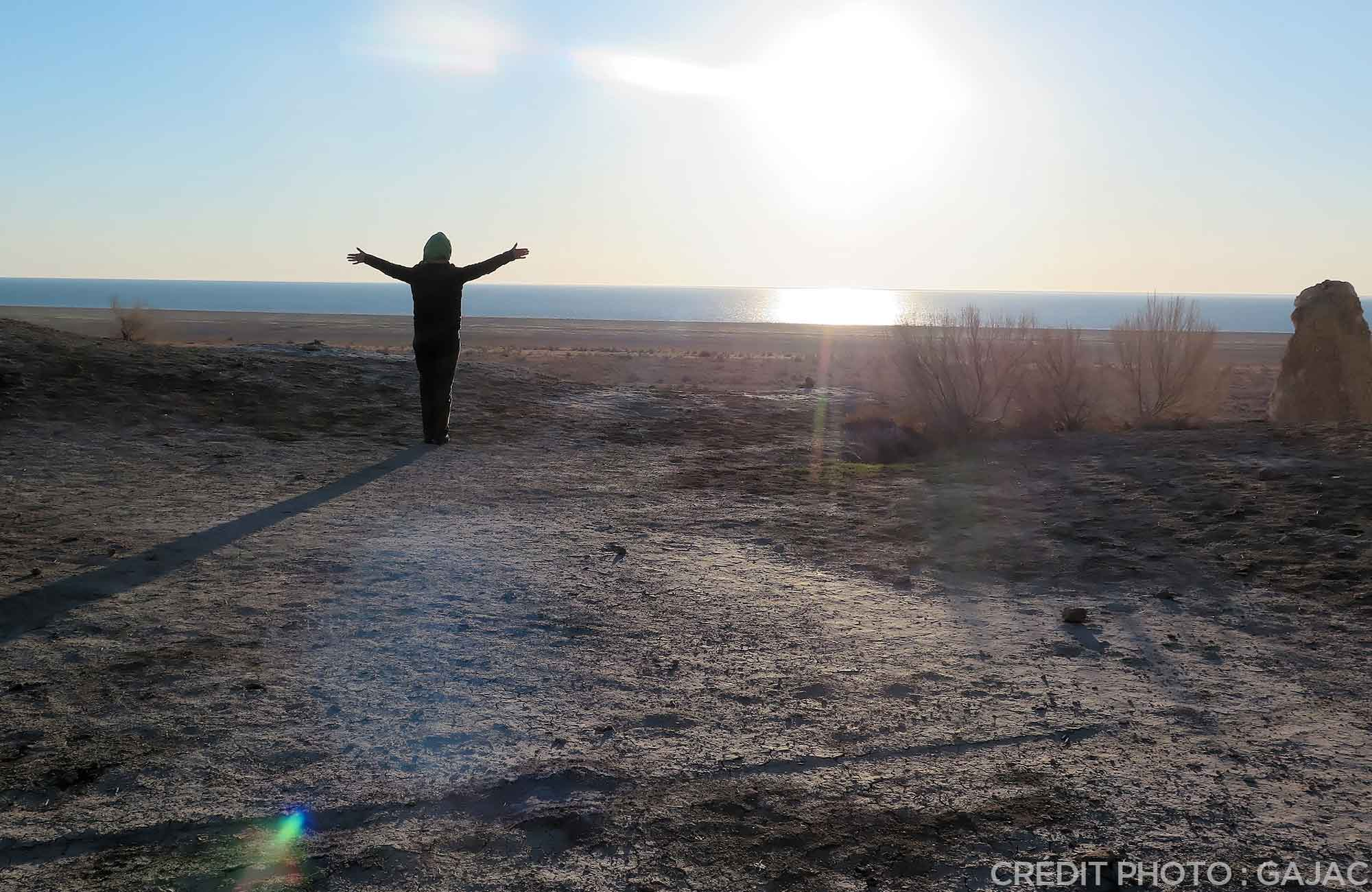 Soie - Mer d'Aral - Amplitudes