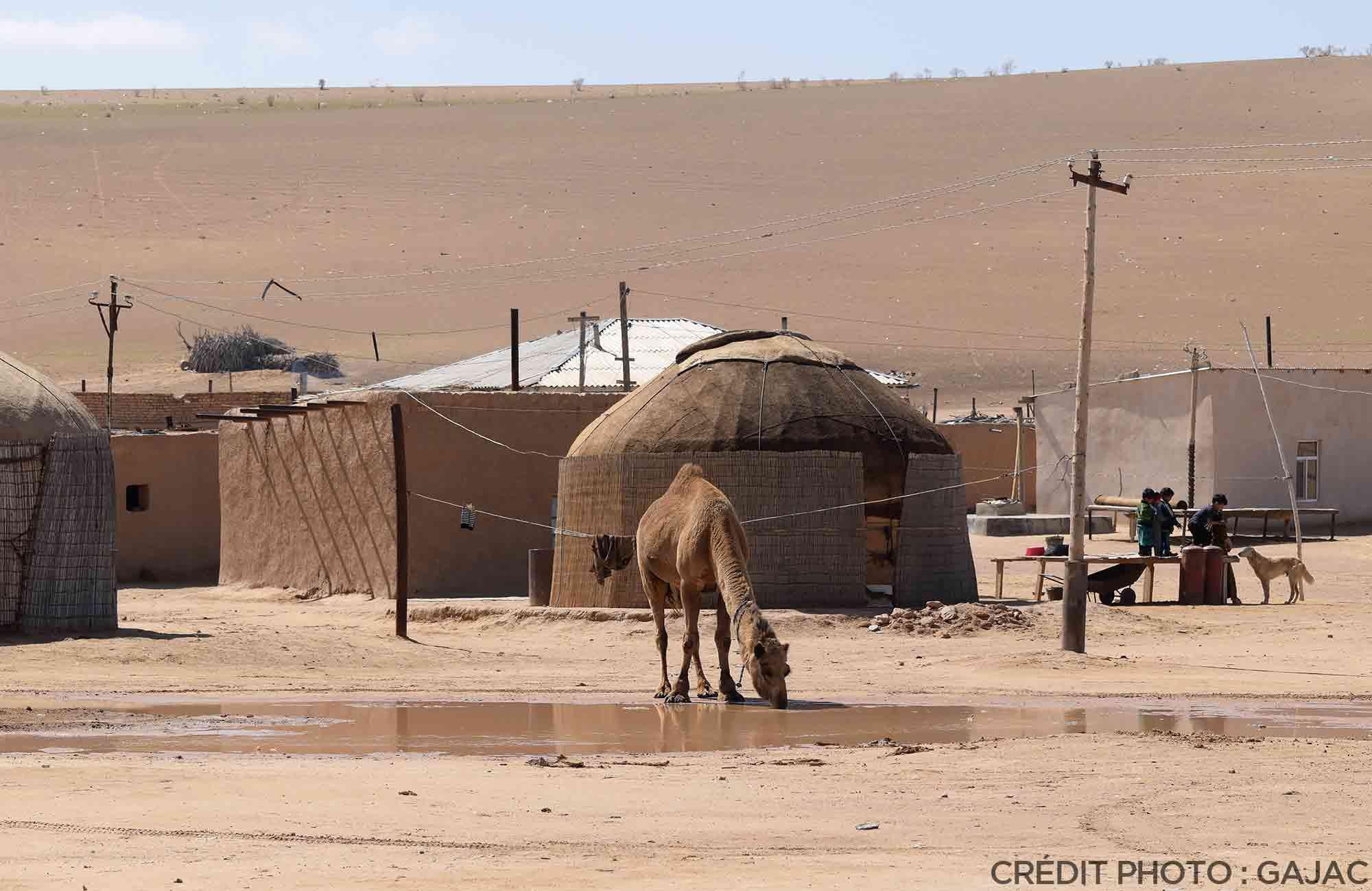 Voyage Ouzbékistan Route de la Soie - Village désert - Amplitudes