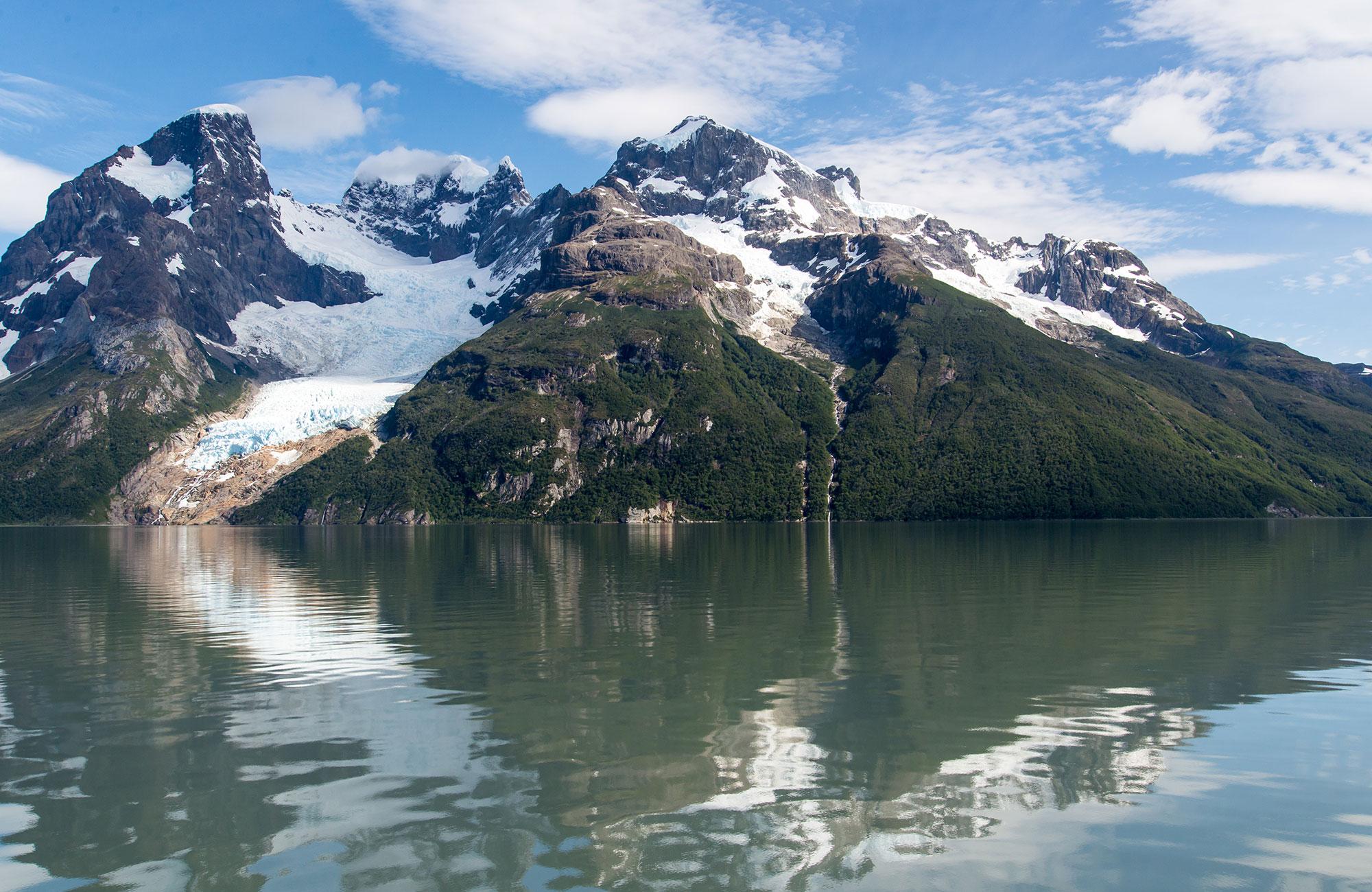Voyage Chili Patagonie - Glacier Balmaceda - Amplitudes