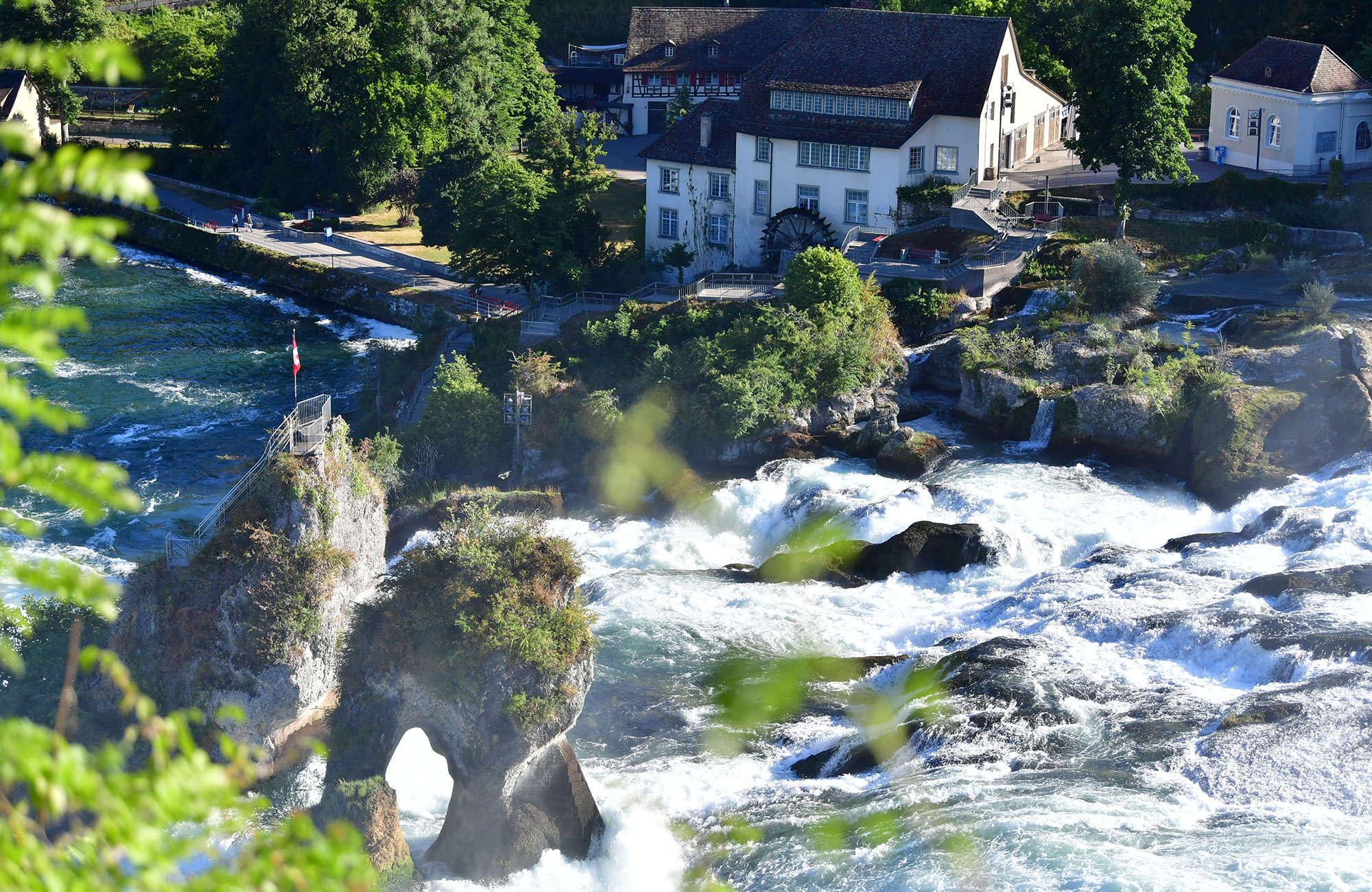 Voyage MICE Suisse - Chutes du Rhin Switzerland Meeting Trophy - Amplitudes