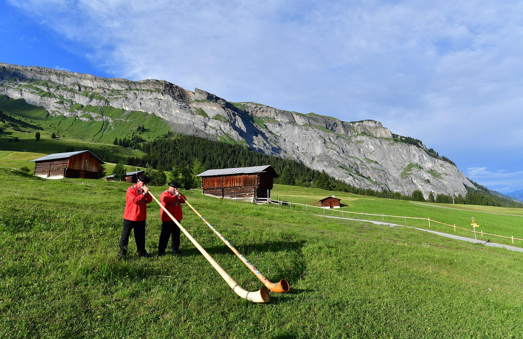 Voyage MICE Suisse - Cor Switzerland Meeting Trophy - Amplitudes