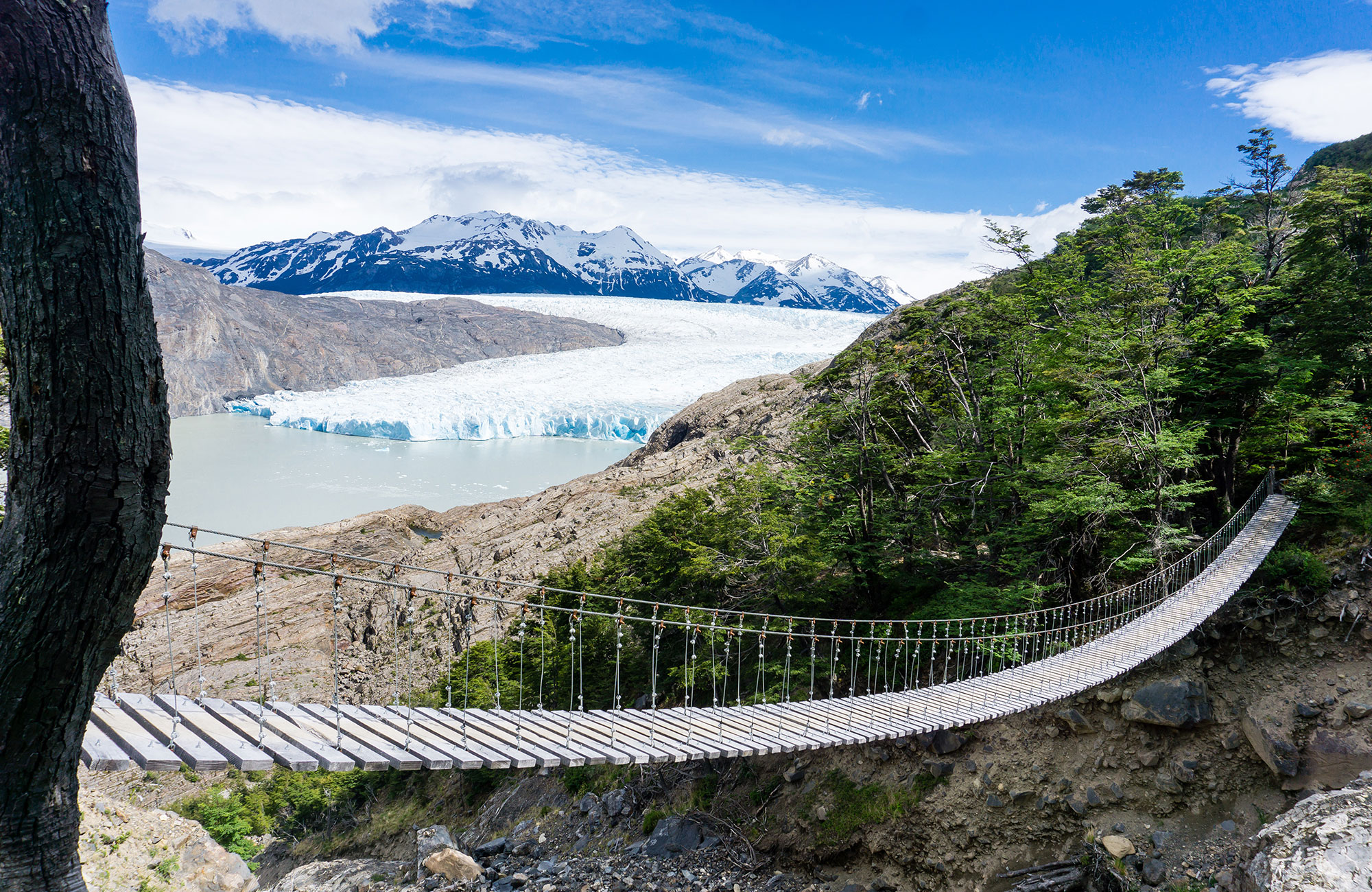Voyage Chili Patagonie - Glacier Grey Torres del Paine - Amplitudes