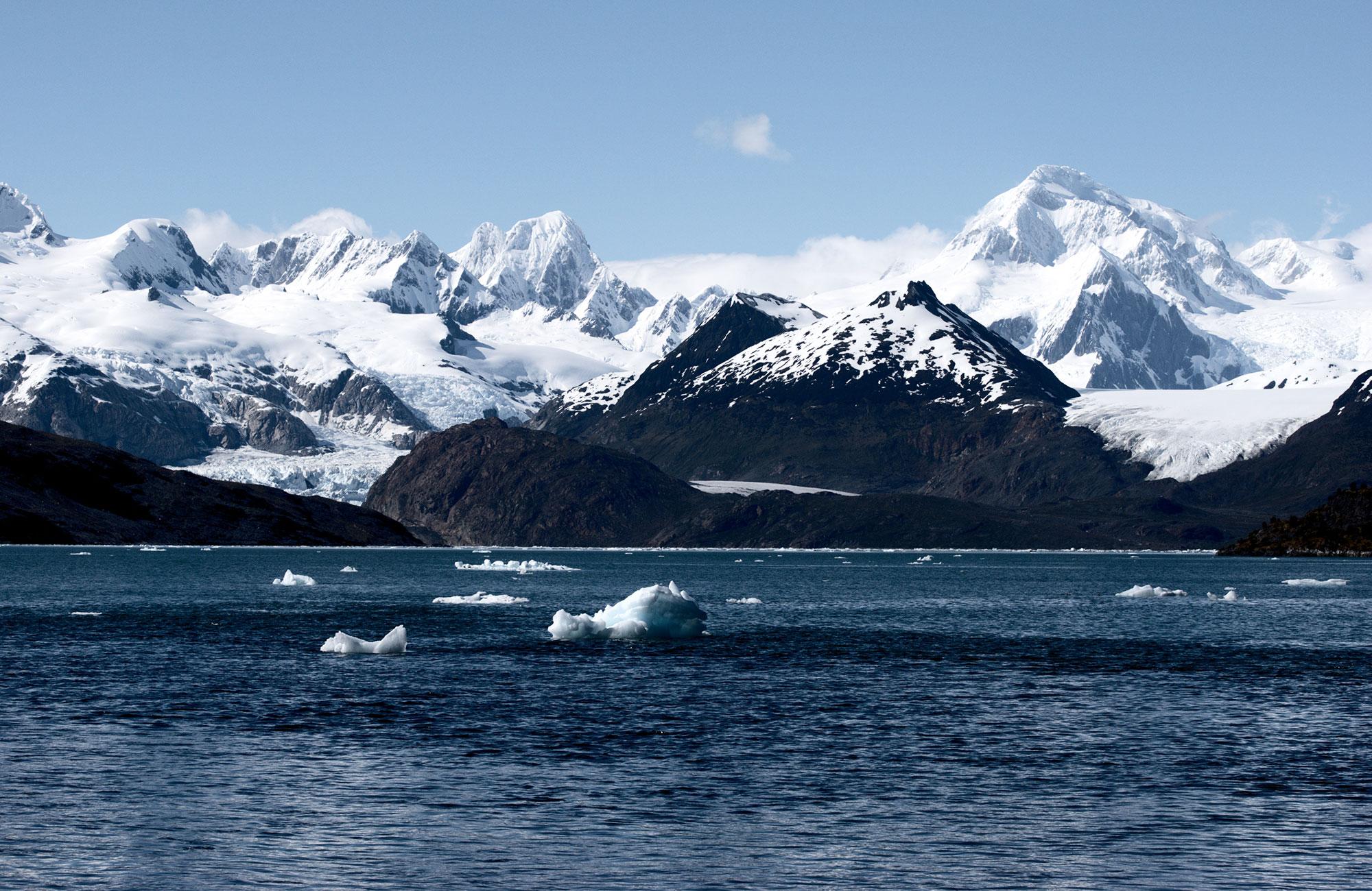 Voyage Chili Patagonie - Glacier Marinelli - Amplitudes