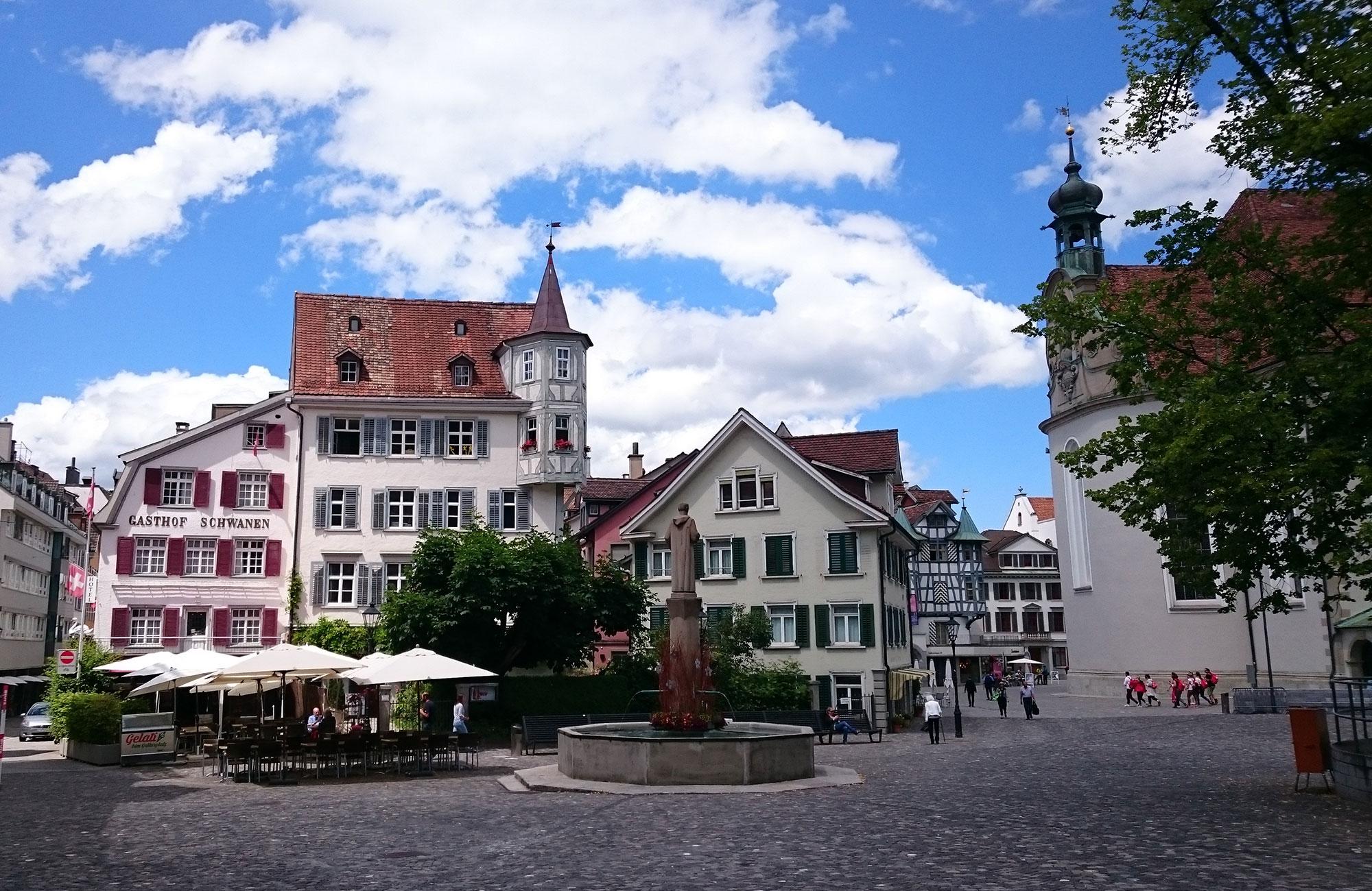 Voyage MICE Suisse - St Gallen Switzerland Meeting Trophy - Amplitudes