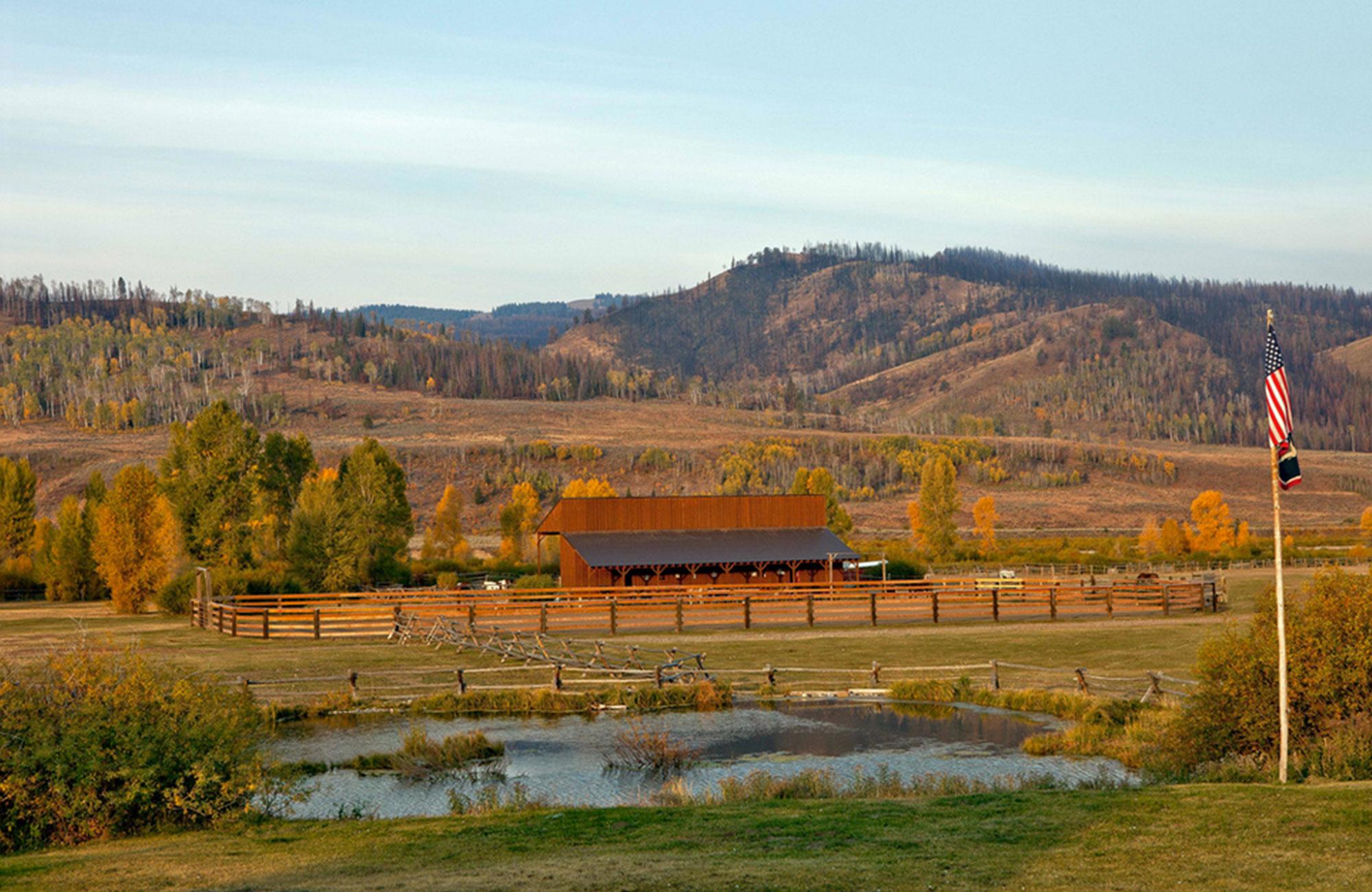 Voyage Ouest américain - Ranch - Amplitudes