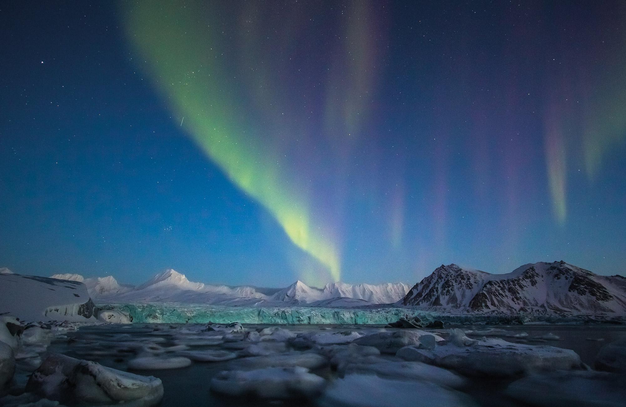 Voyage Norvège Svalbard - Aurores Boréales - Amplitudes