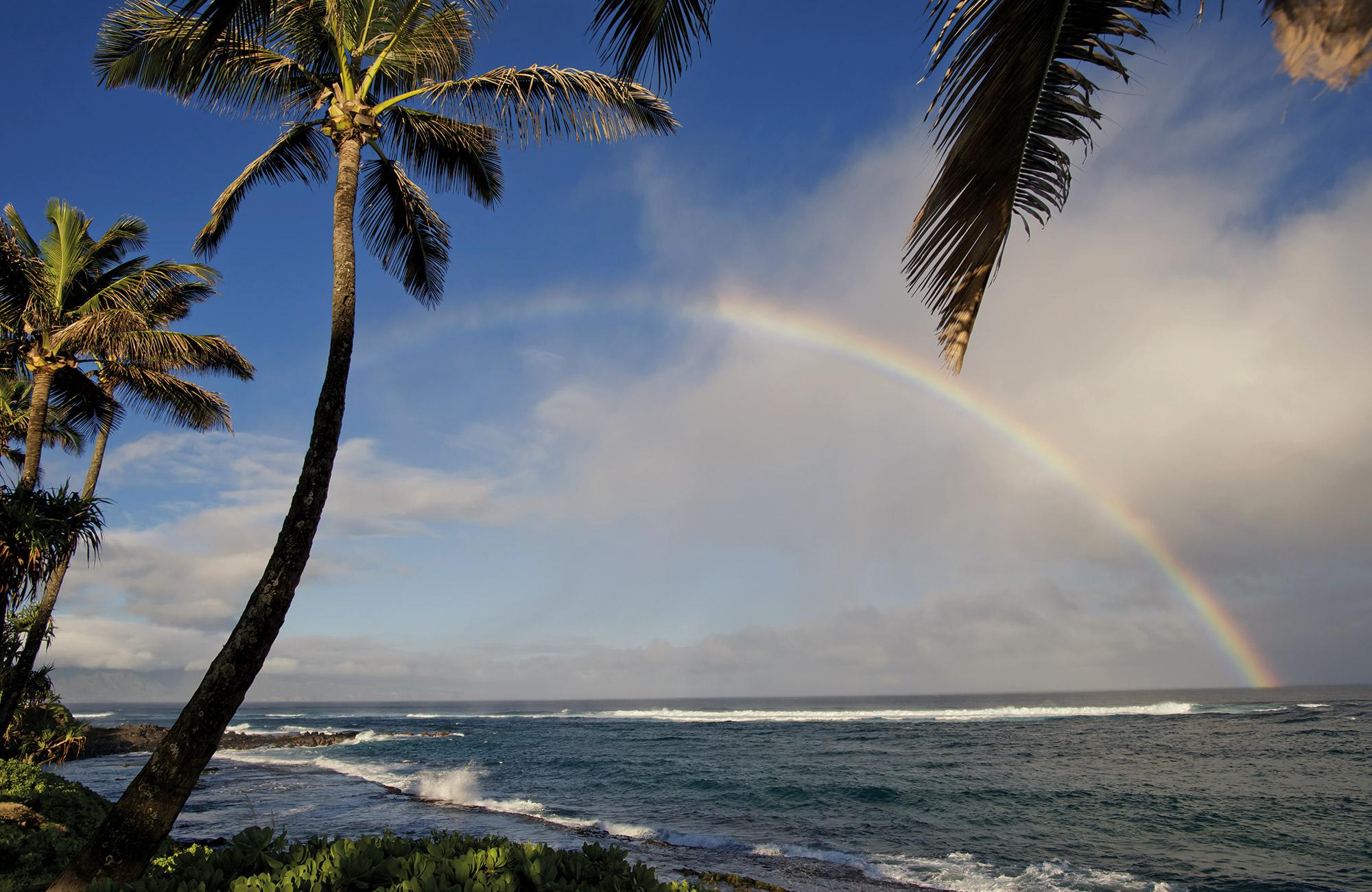 Voyage Hawaii - Maui arc-en-ciel - Amplitudes