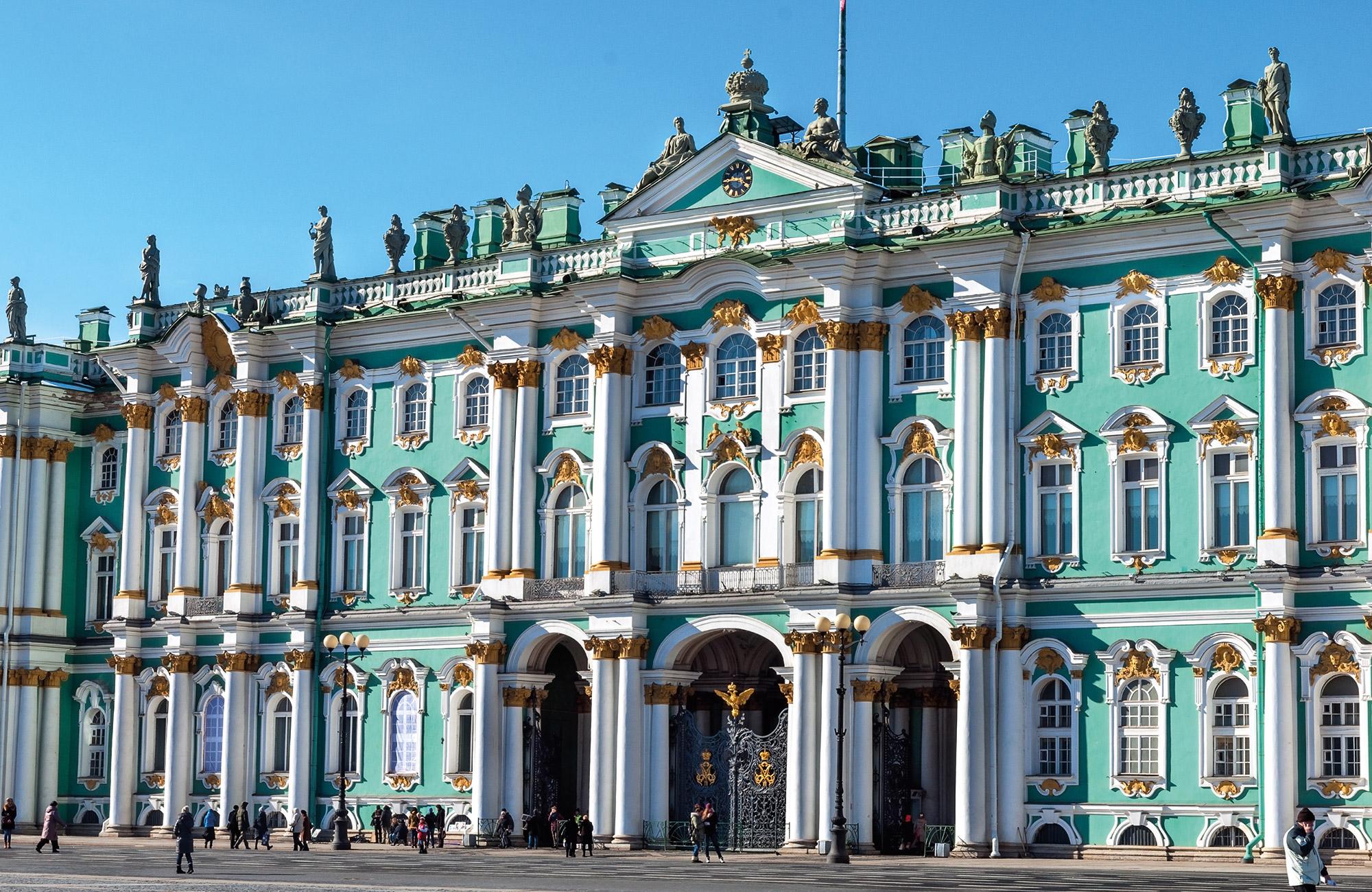 Voyage Saint Pétersbourg - Musée de l'Ermitage - Amplitudes