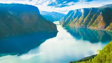 Croisière Norvège-Fjord-Amplitudes