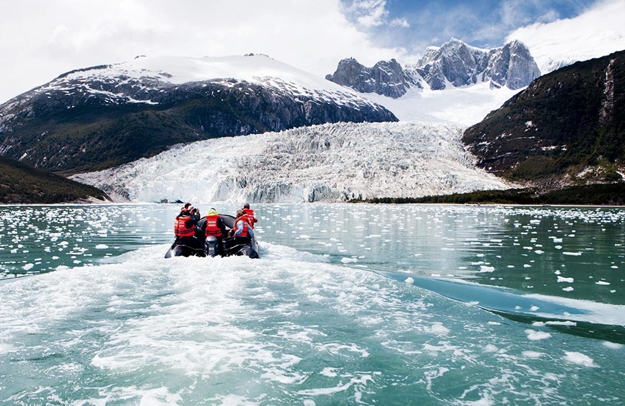Croisières Patagonie-Chili-Amplitudes