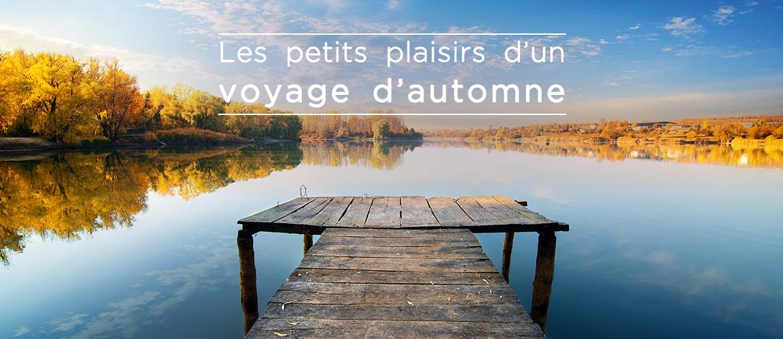 Voyage Canada - Automne - Amplitudes