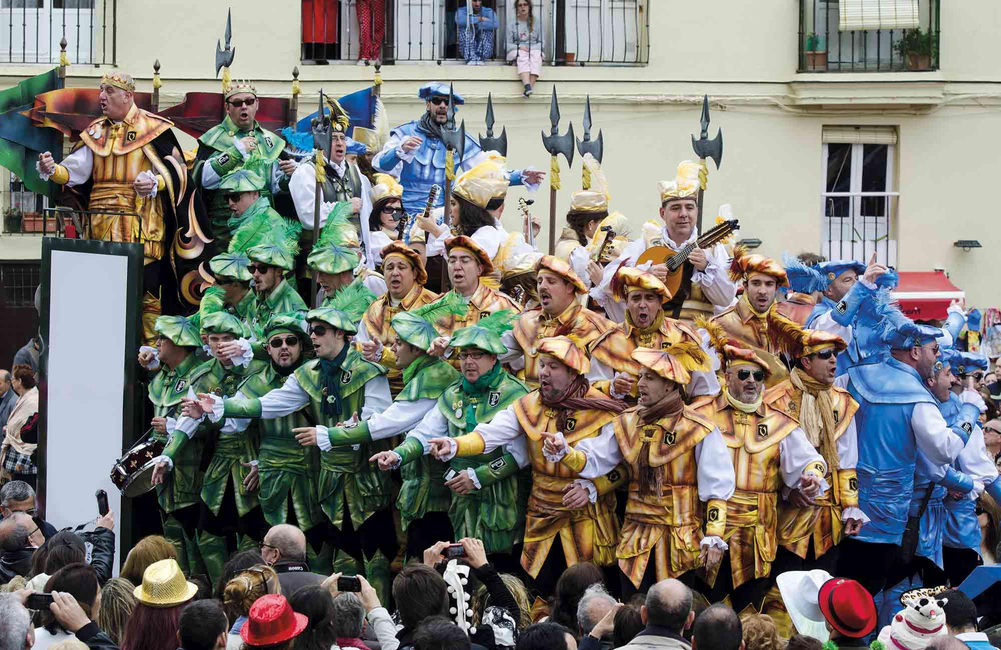 Carnaval-Cadix