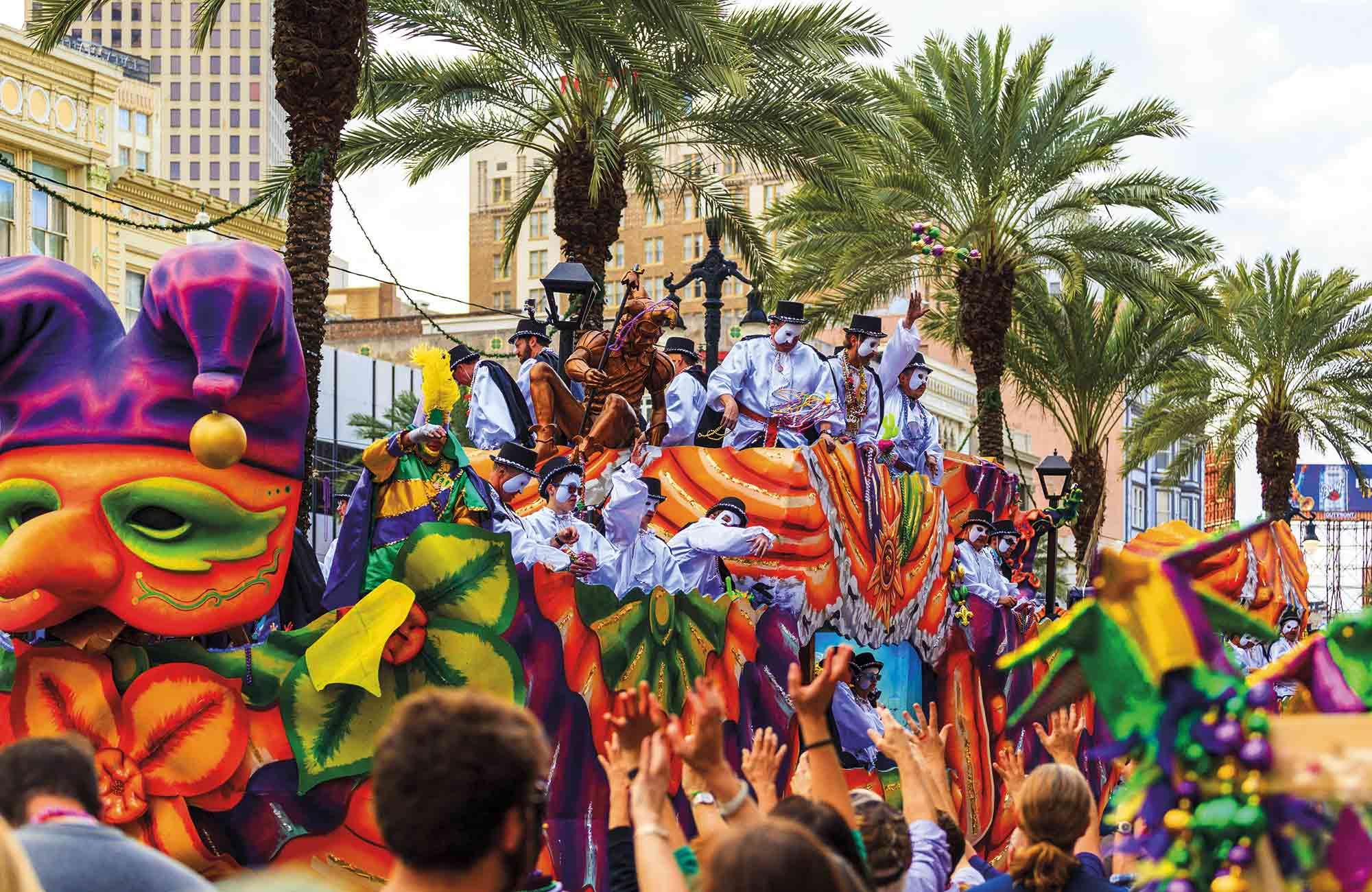 Carnaval-Nouvelle-Orleans