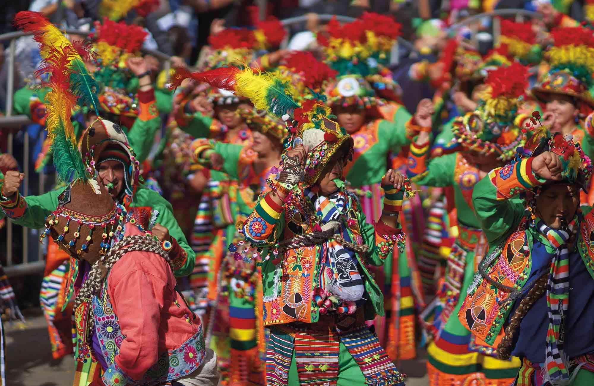 Carnaval-Oruro-Bolivie