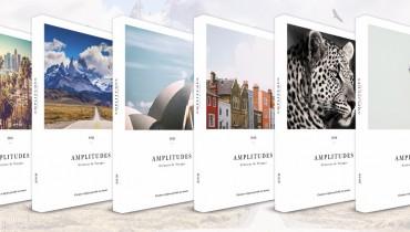 Brochure de voyage Amplitudes 2018