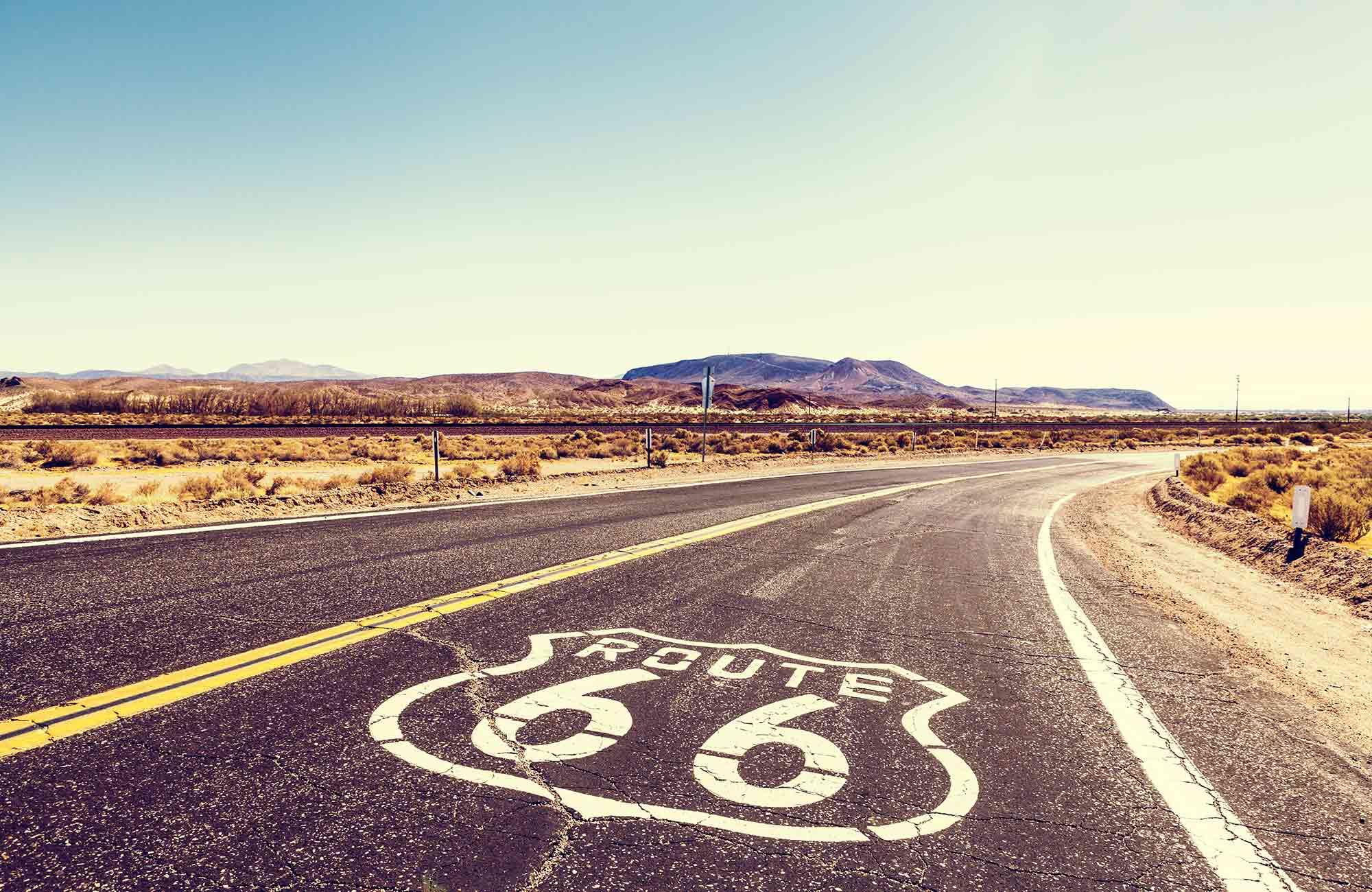 Voyage Etats-Unis - Route-66 - Amplitudes
