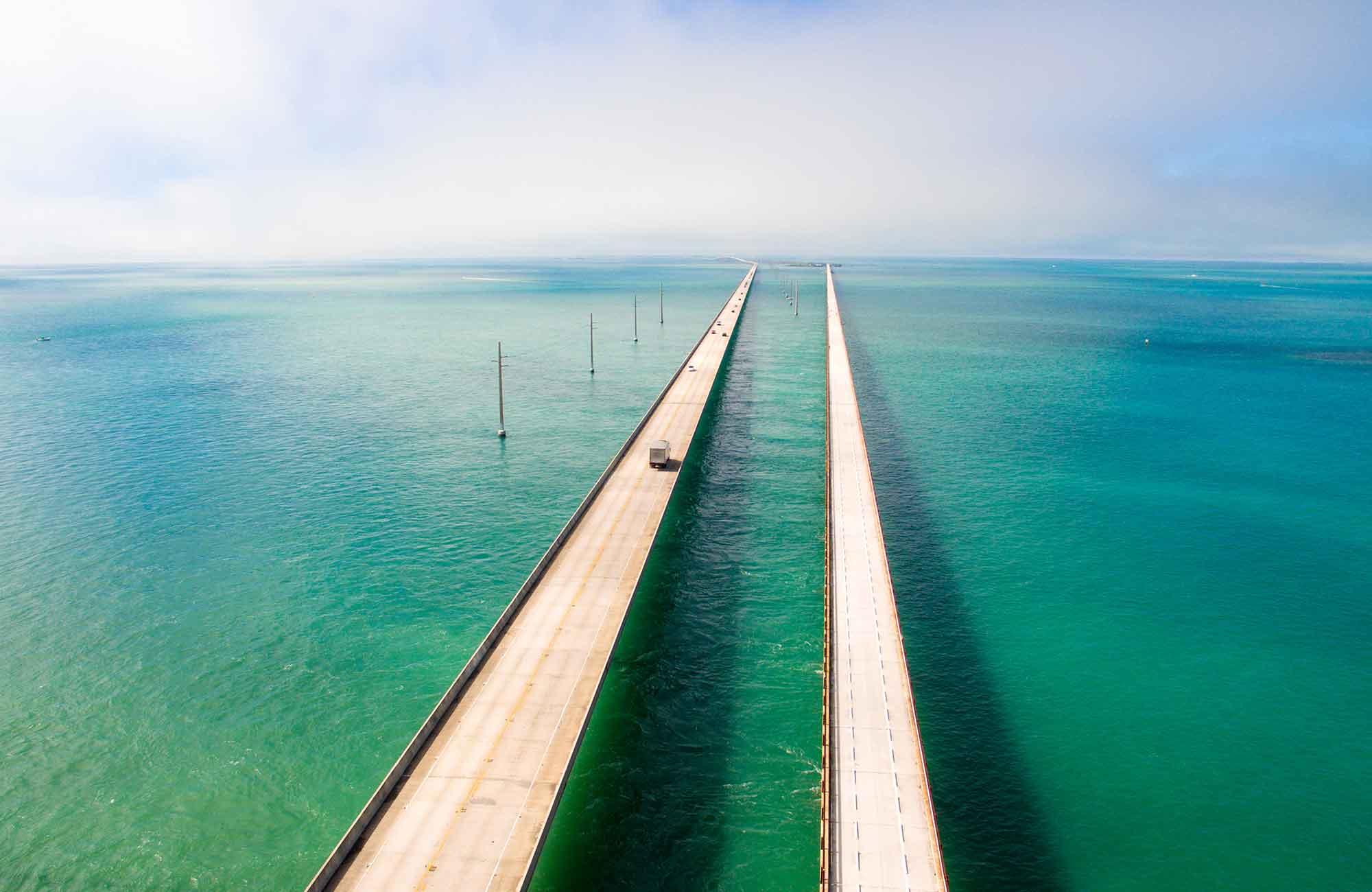 Voyage Etats-Unis - Overseas Highway Floride - Amplitudes