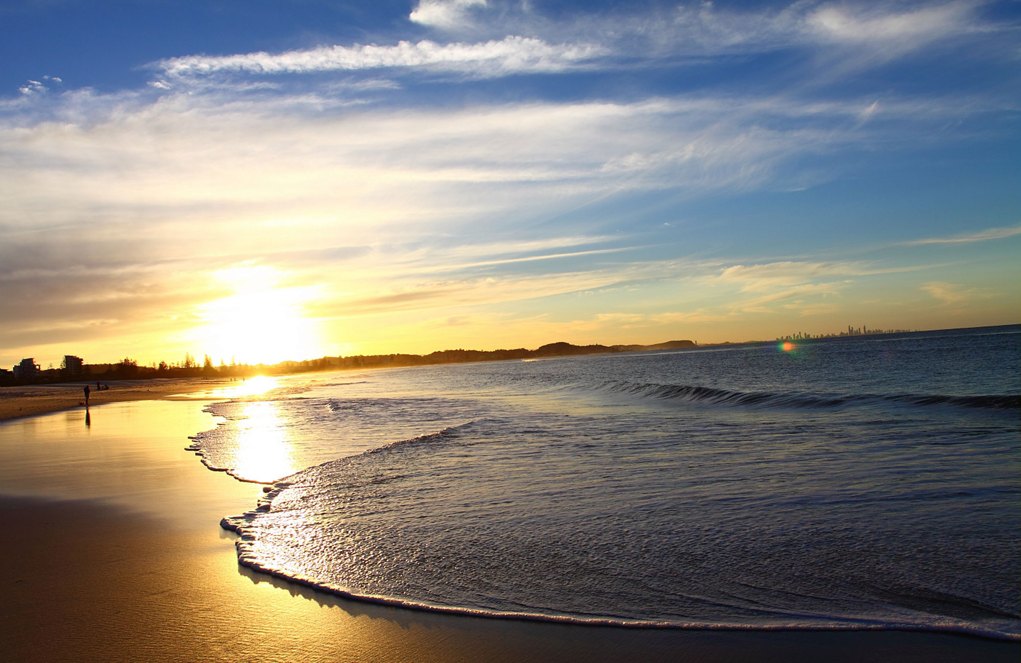 Voyage Australie - Gold-coast - Amplitudes